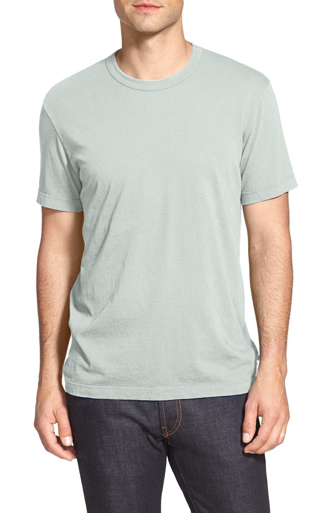 Crewneck Jersey T-Shirt,                             Main thumbnail 87, color,