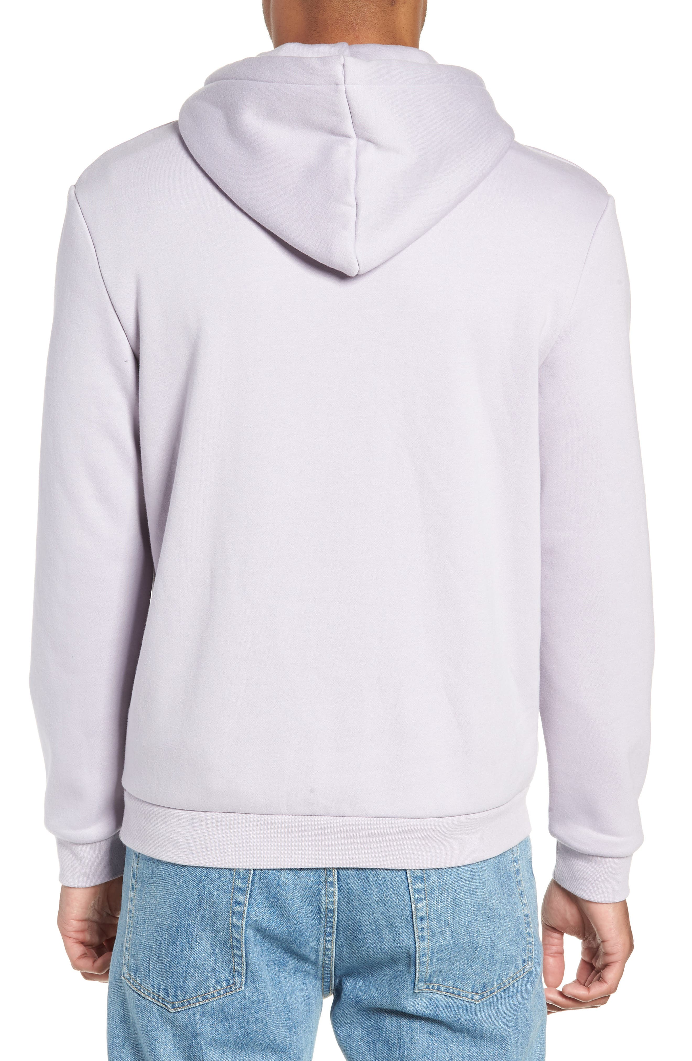 Embroidered Hoodie,                             Alternate thumbnail 2, color,                             500