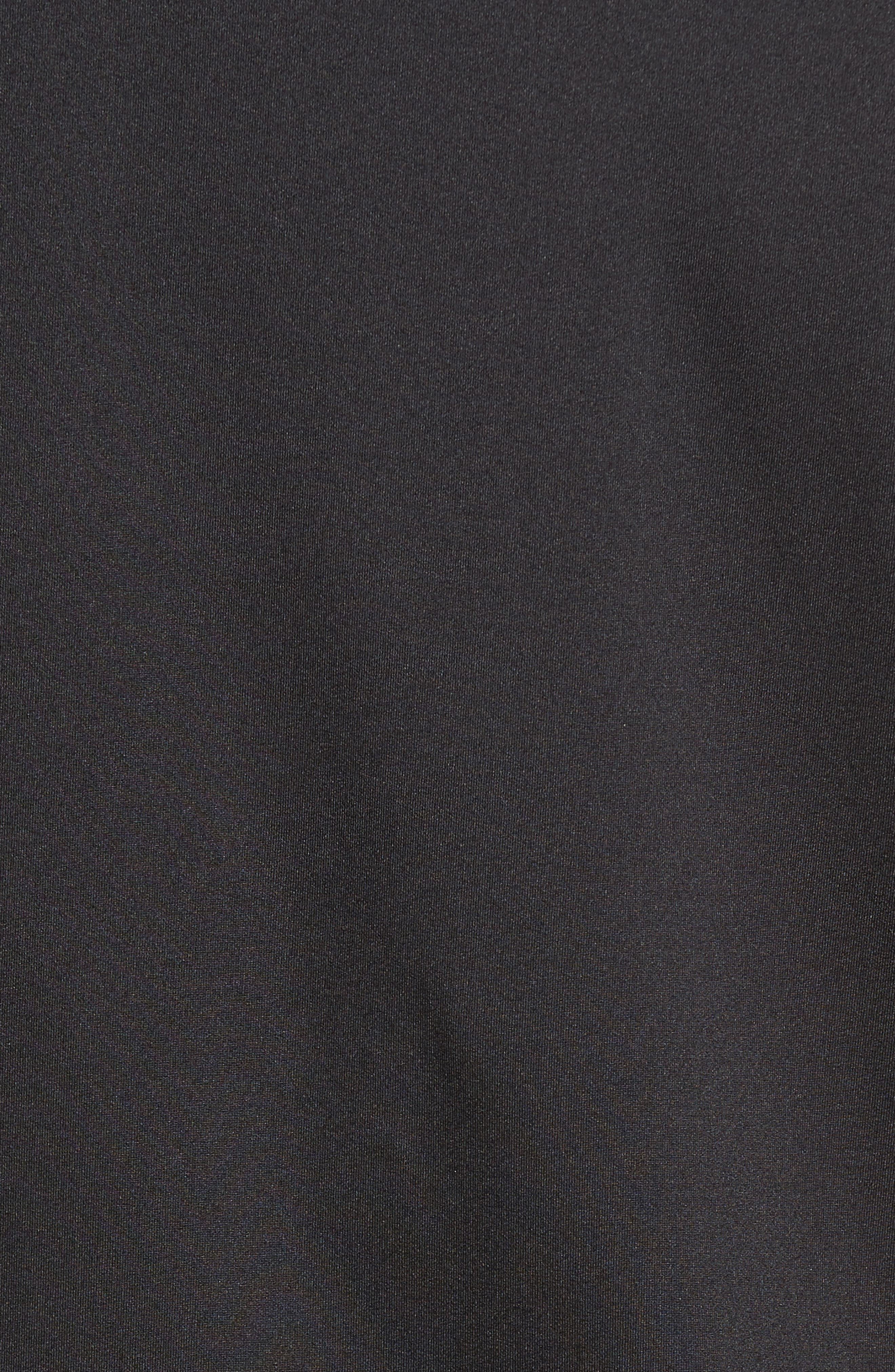 Surf Chaser Crewneck T-Shirt,                             Alternate thumbnail 5, color,                             001
