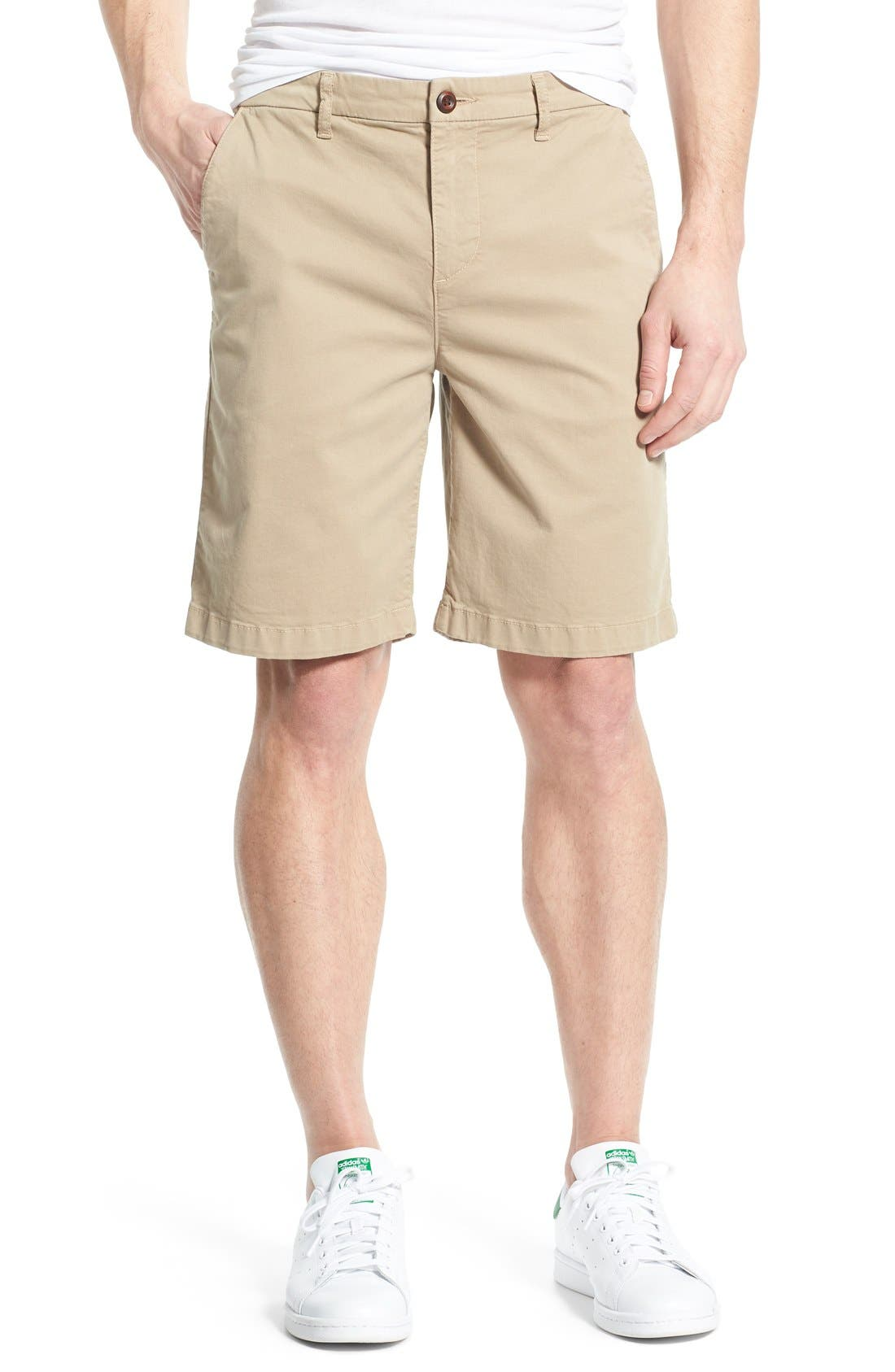 'Thompson' Slim Fit Shorts,                         Main,                         color, 240