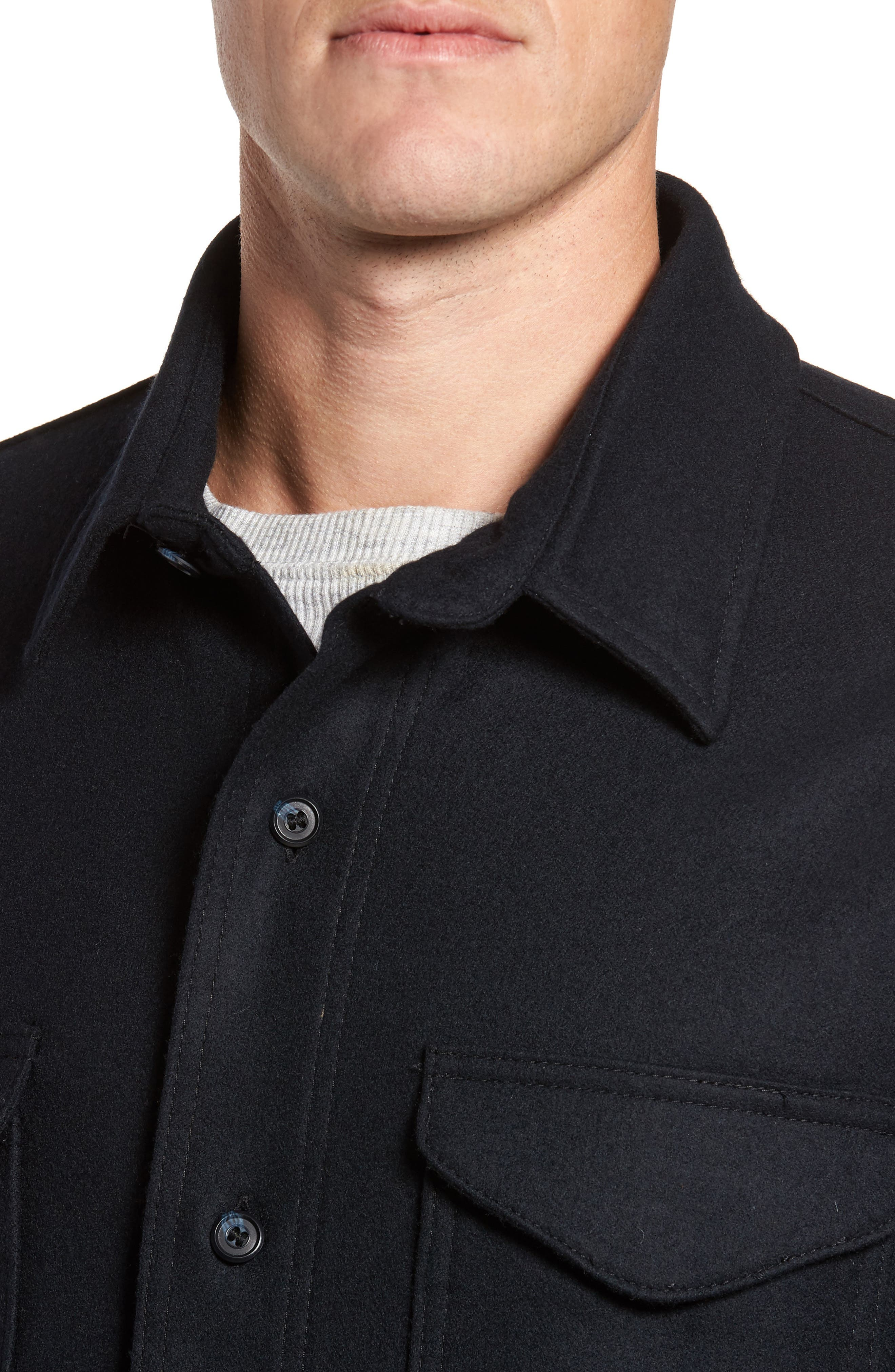 Jac-Shirt Wool Jacket,                             Alternate thumbnail 4, color,                             410