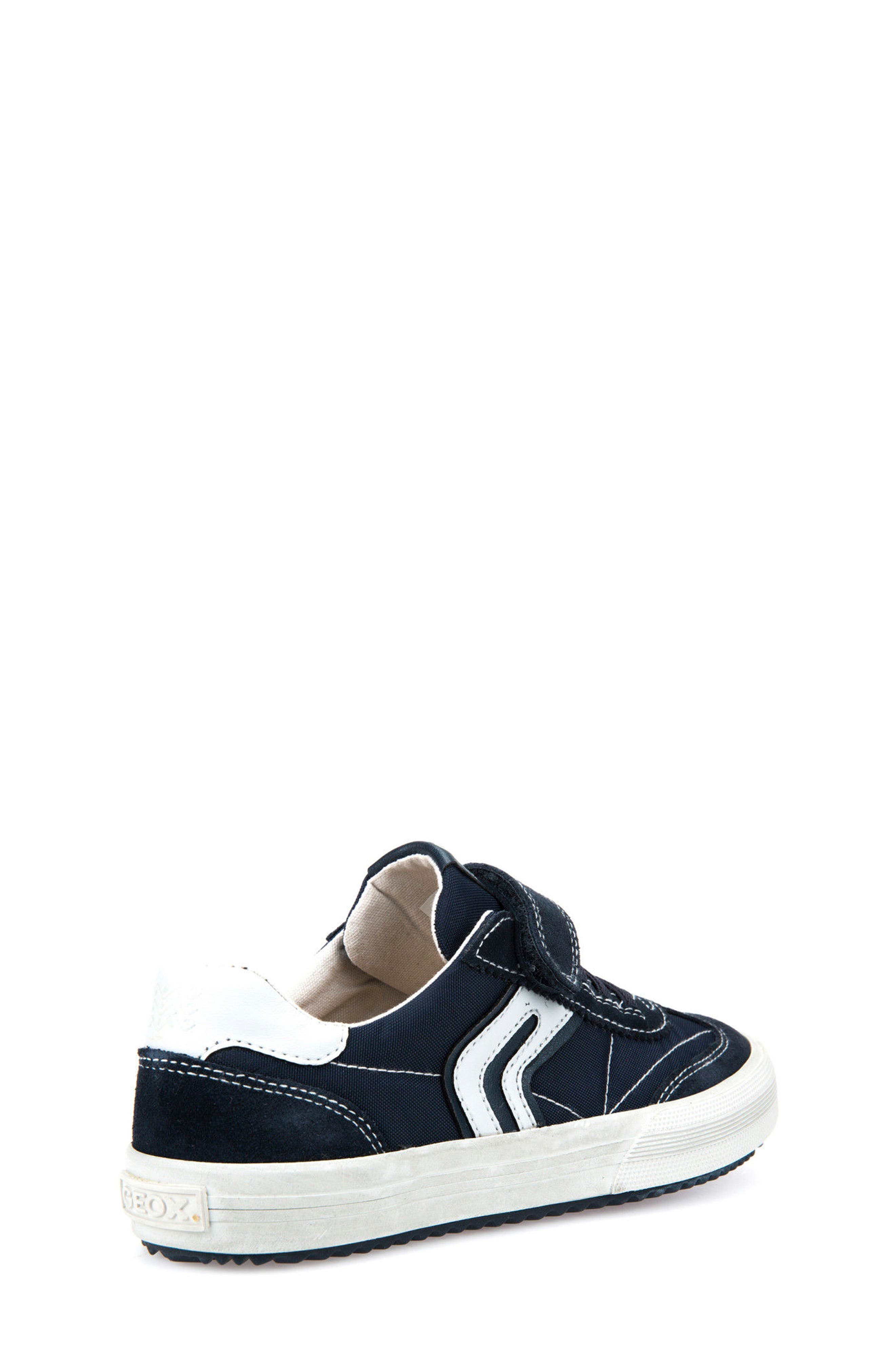 Alonisso Low Top Sneaker,                             Alternate thumbnail 2, color,                             NAVY/ GREY