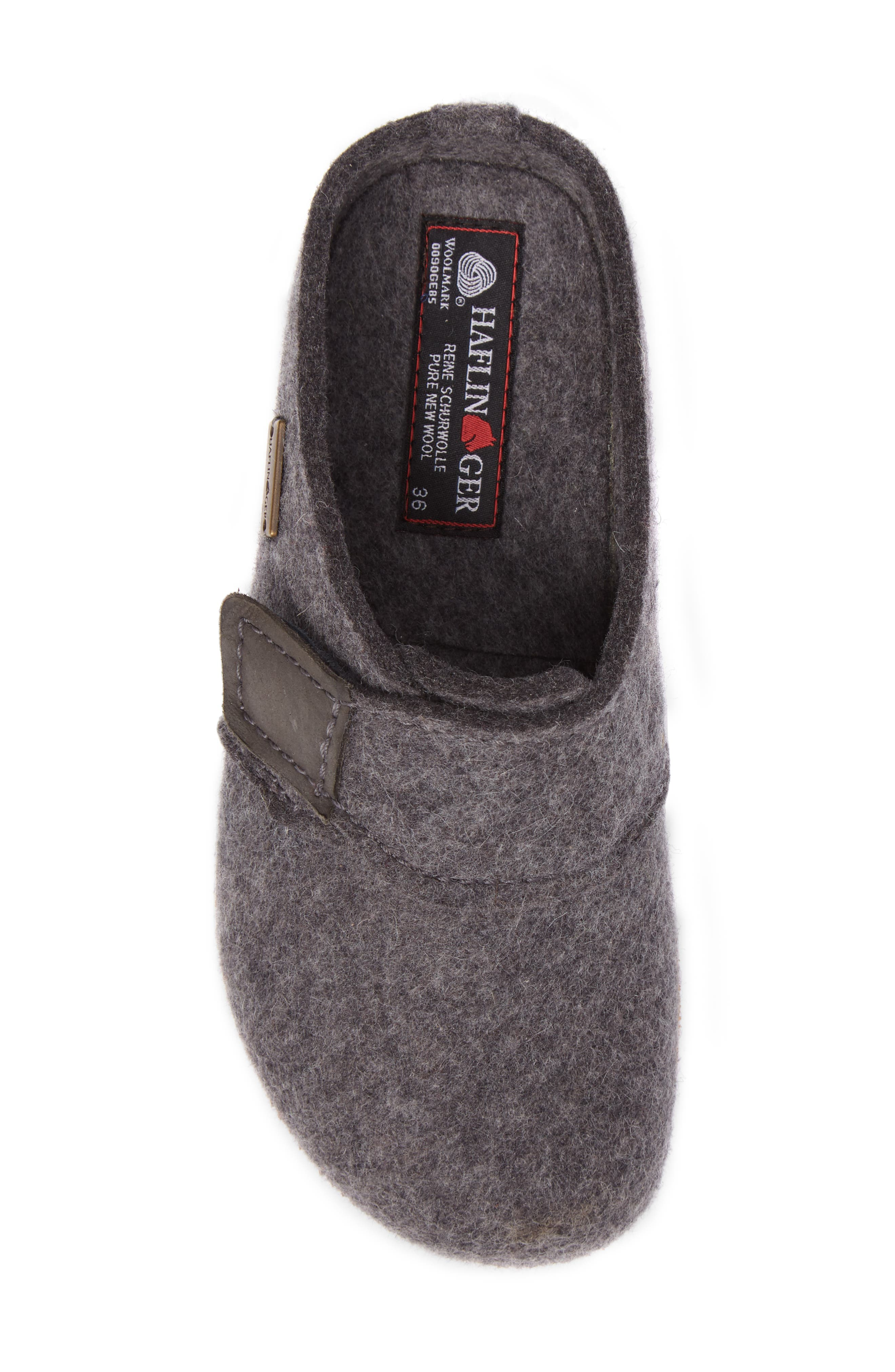 Grizzly Journey Clog Slipper,                             Alternate thumbnail 9, color,