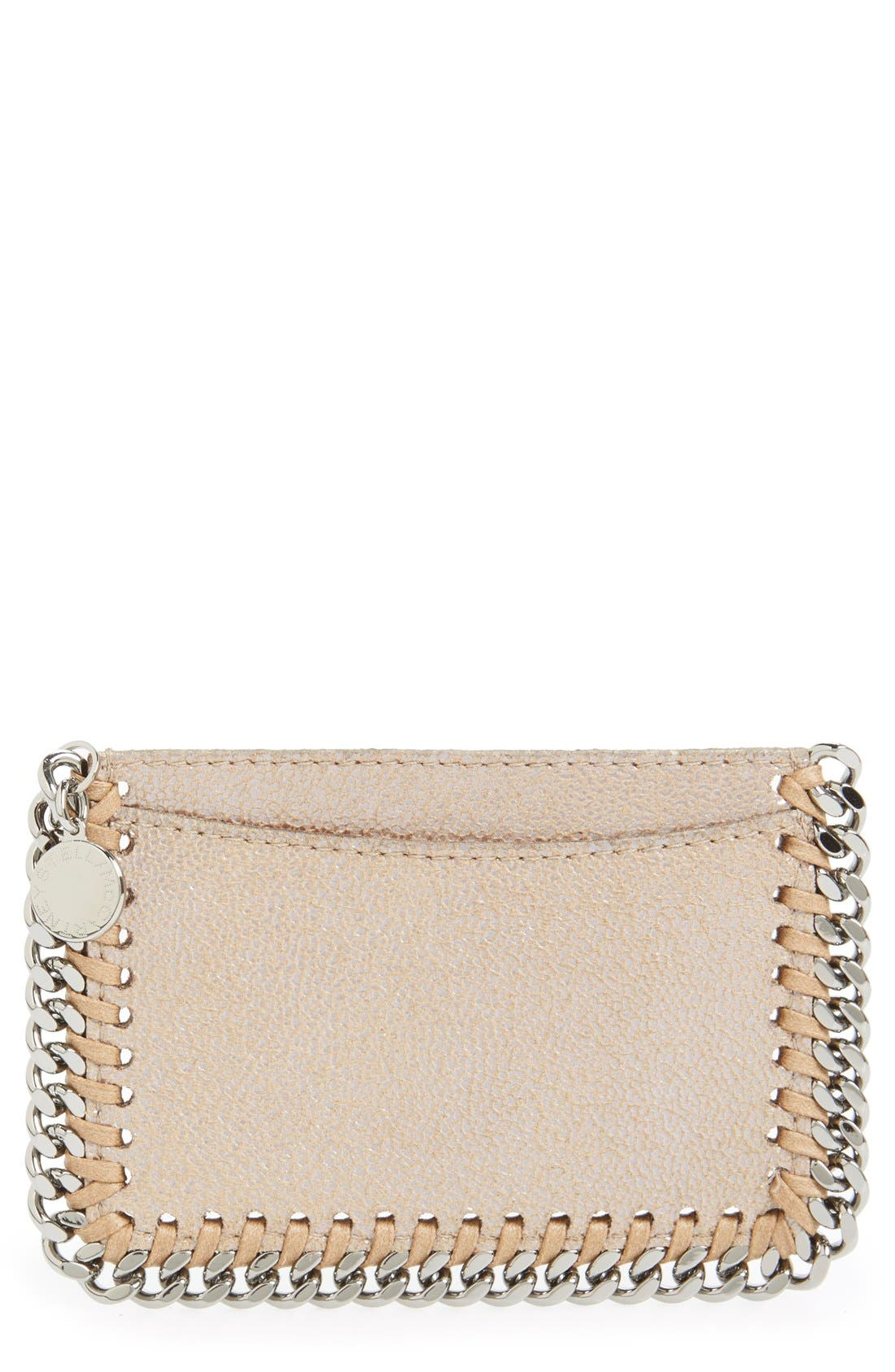 'Falabella - Shaggy Deer' Card Case,                         Main,                         color,