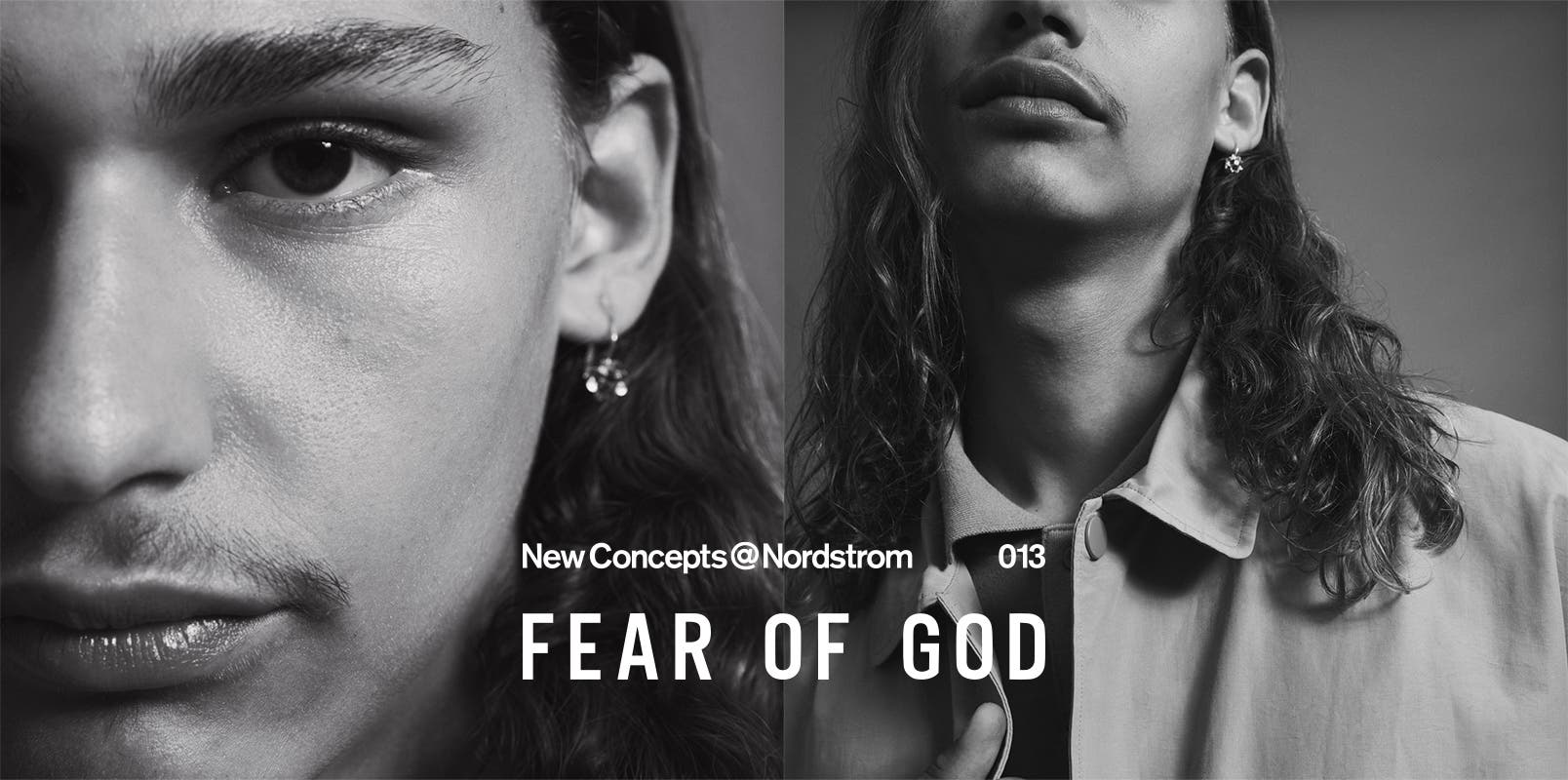 New Concepts 013: Fear of God.