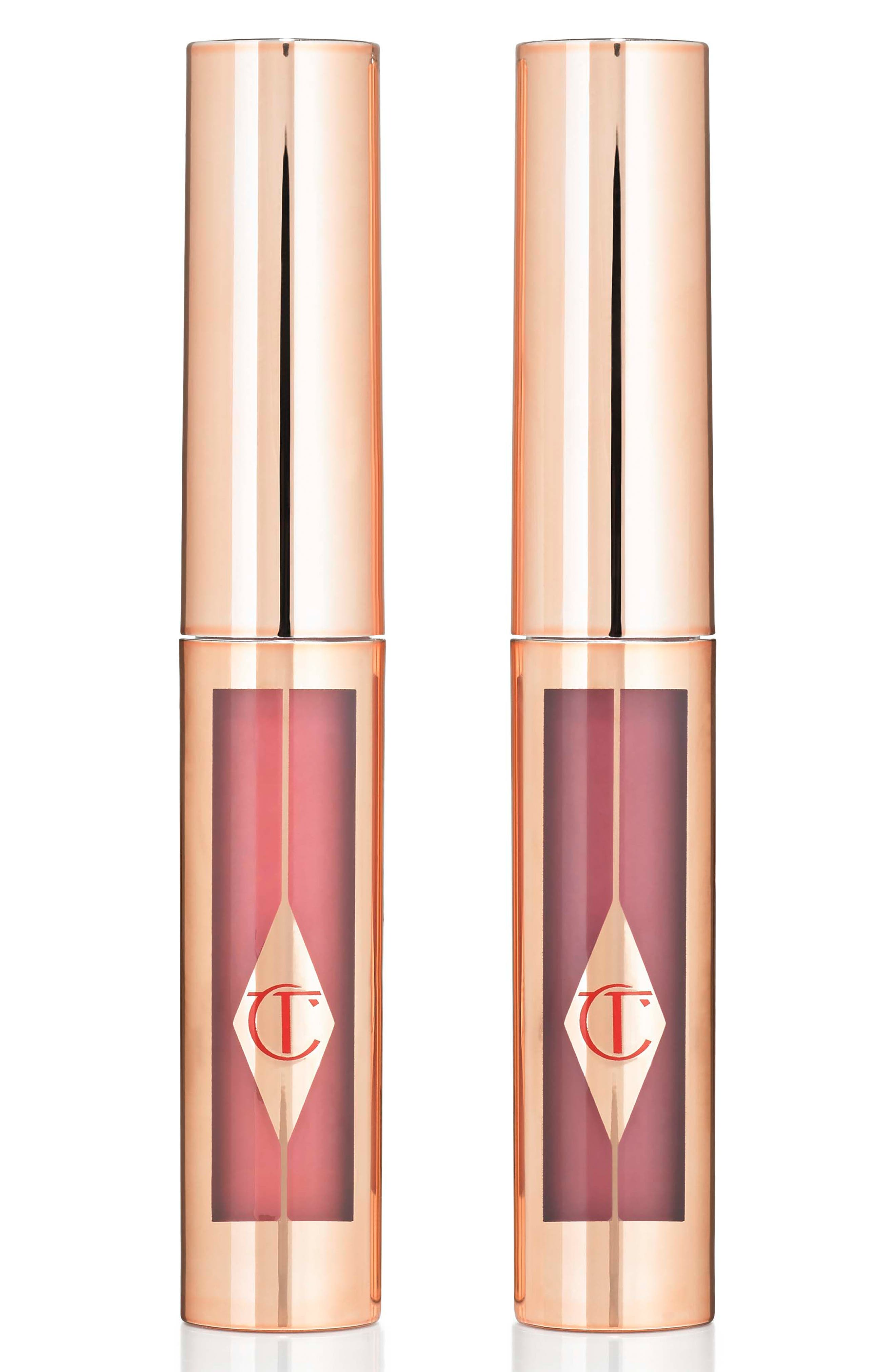 Mini Hollywood Lips Duo,                             Alternate thumbnail 2, color,                             000
