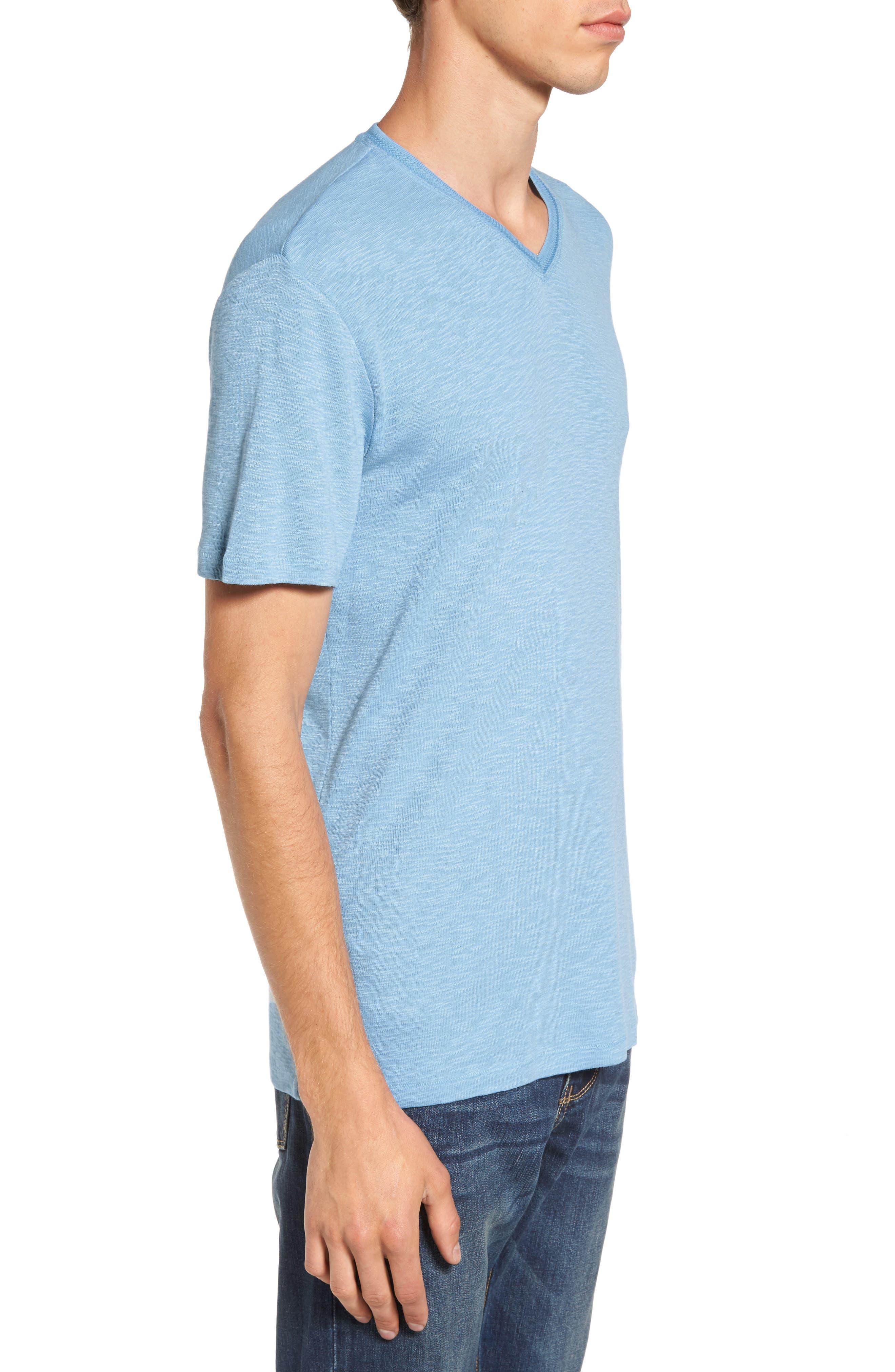 Capitola V-Neck T-Shirt,                             Alternate thumbnail 14, color,