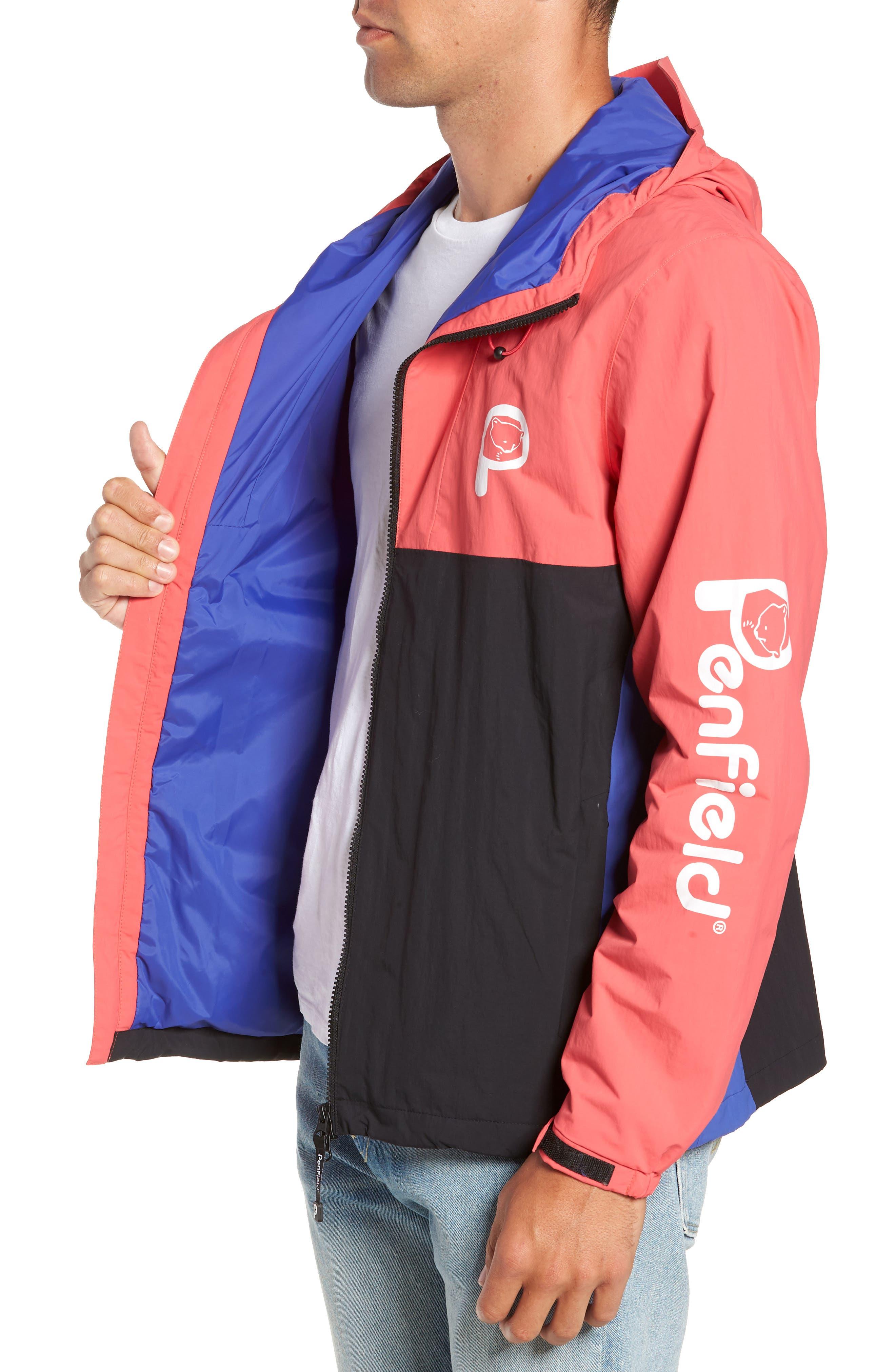 PENFIELD,                             Fallon Waterproof Jacket,                             Alternate thumbnail 4, color,                             600
