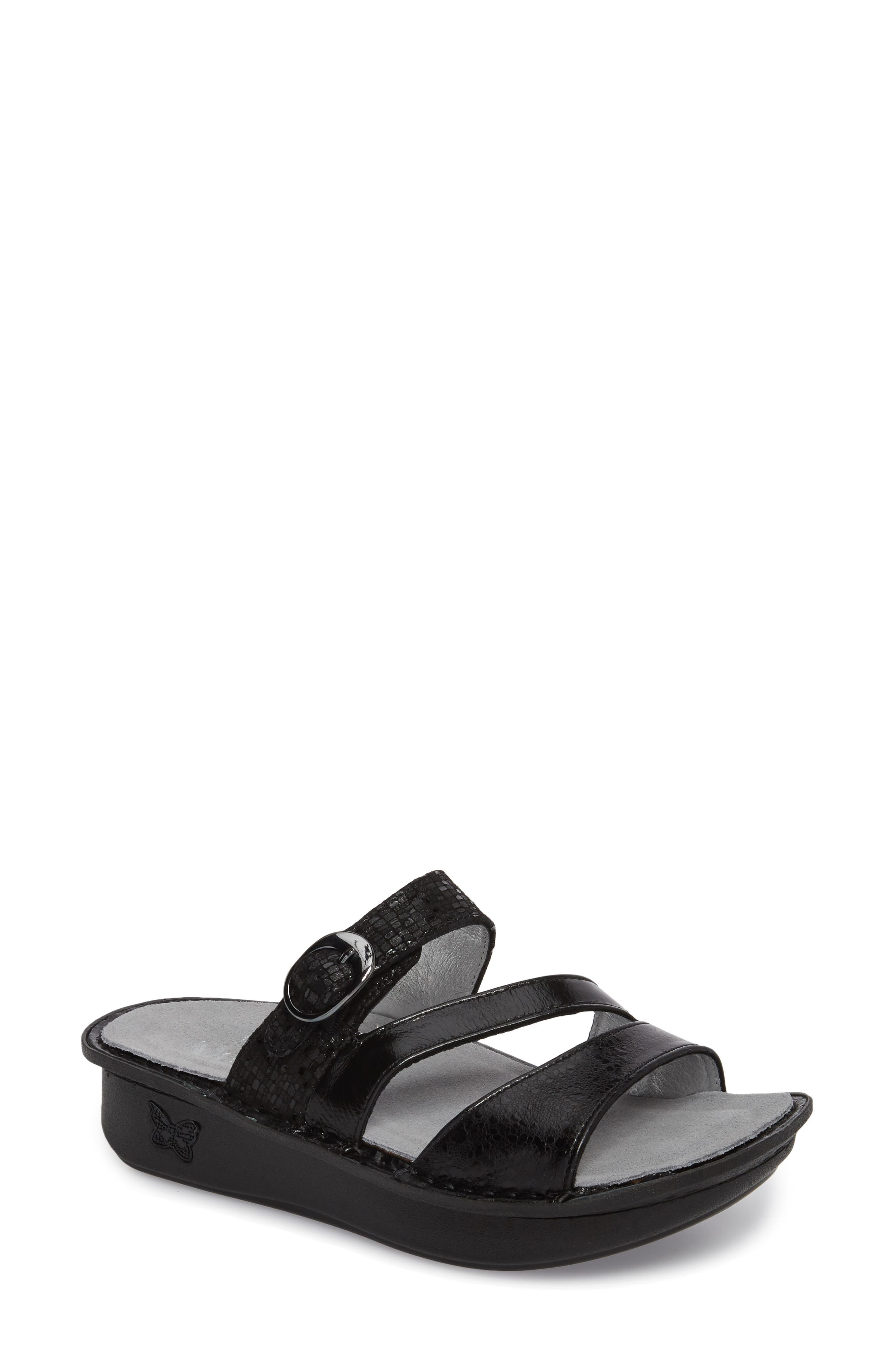 'Colette' Platform Sandal,                             Main thumbnail 1, color,