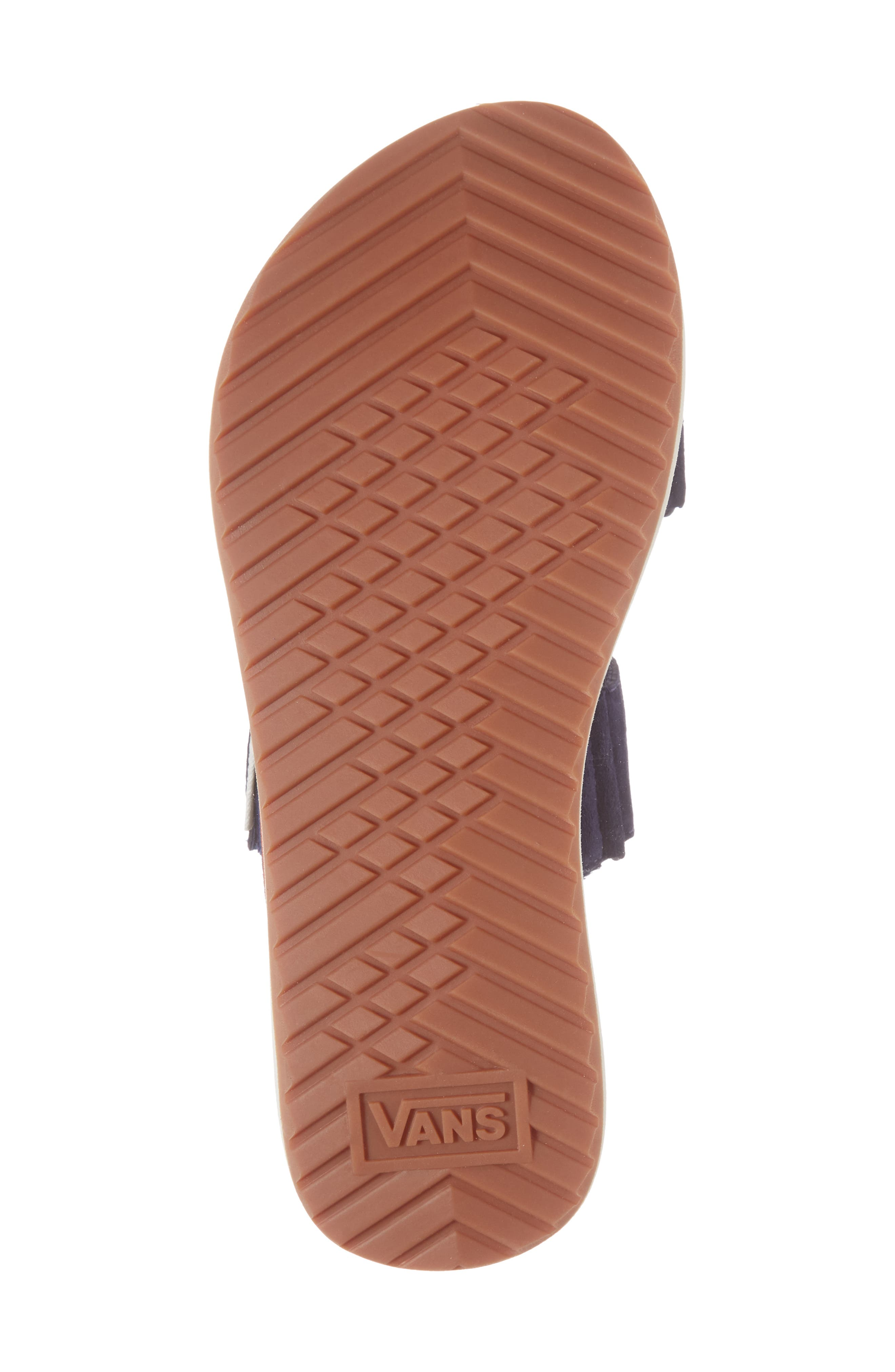 Cayucas Platform Slide Sandal,                             Alternate thumbnail 6, color,                             400