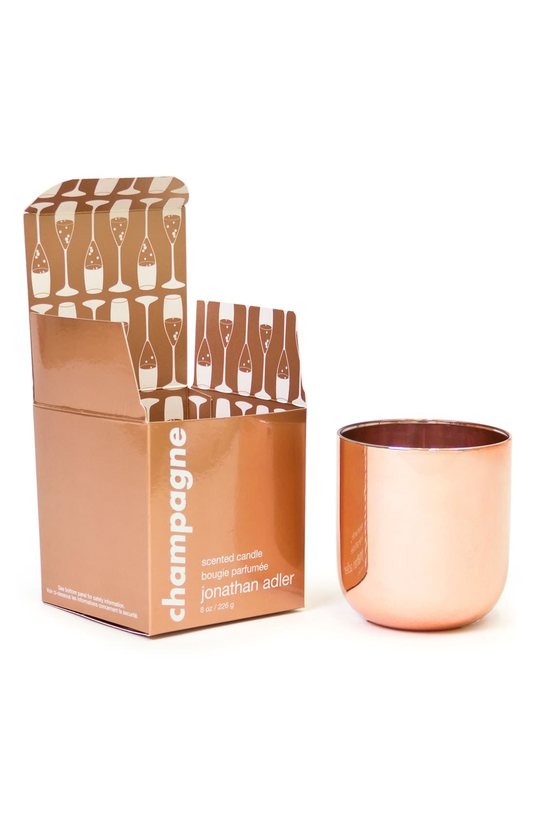 'Champagne Pop' Candle,                             Alternate thumbnail 3, color,                             710