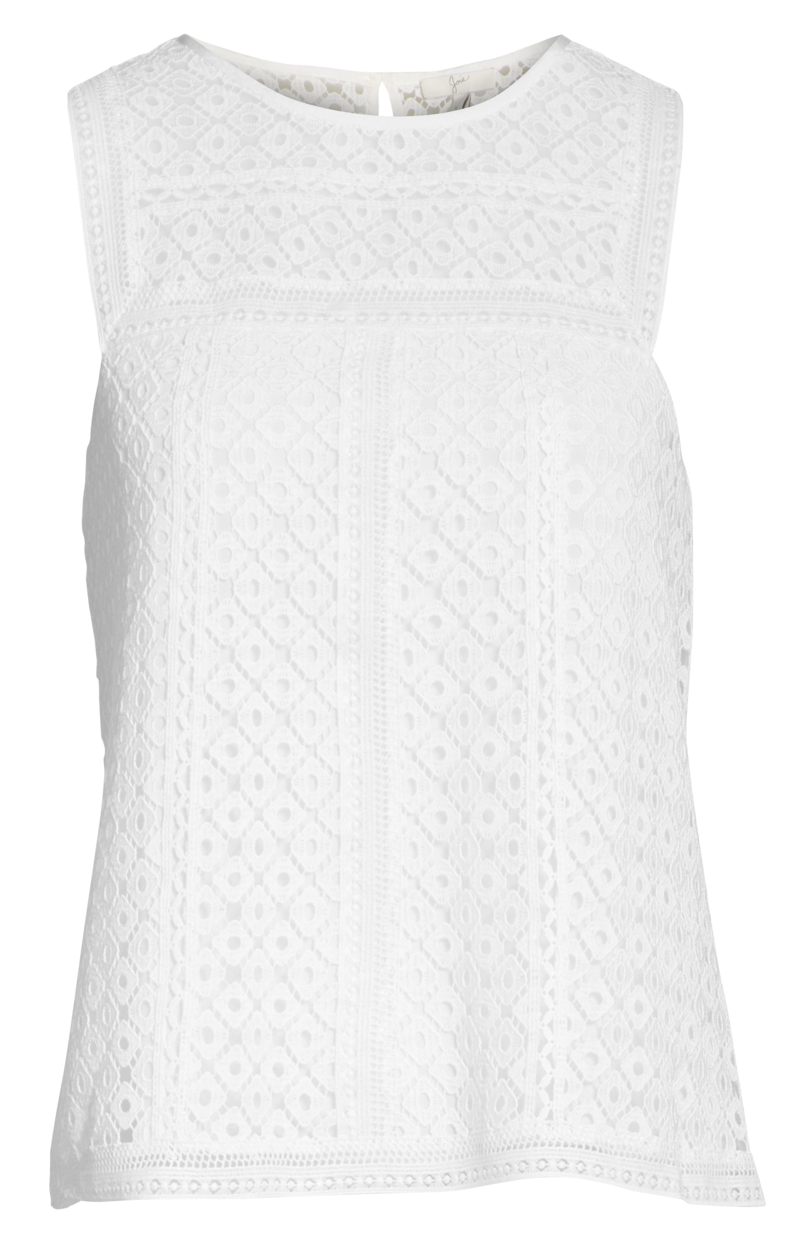 Esrel Lace Top,                             Alternate thumbnail 6, color,                             114