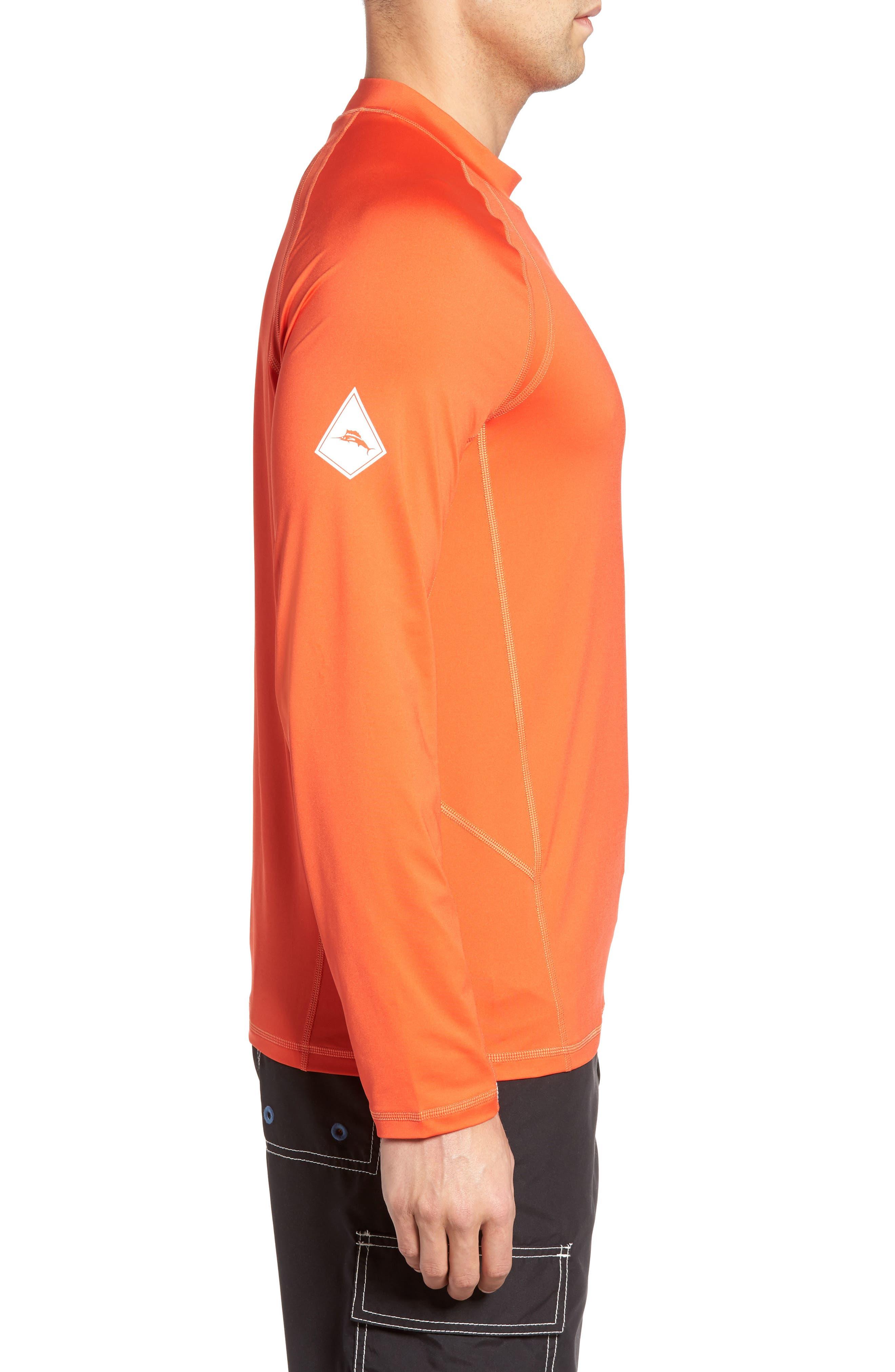 Surf Chaser Crewneck T-Shirt,                             Alternate thumbnail 9, color,
