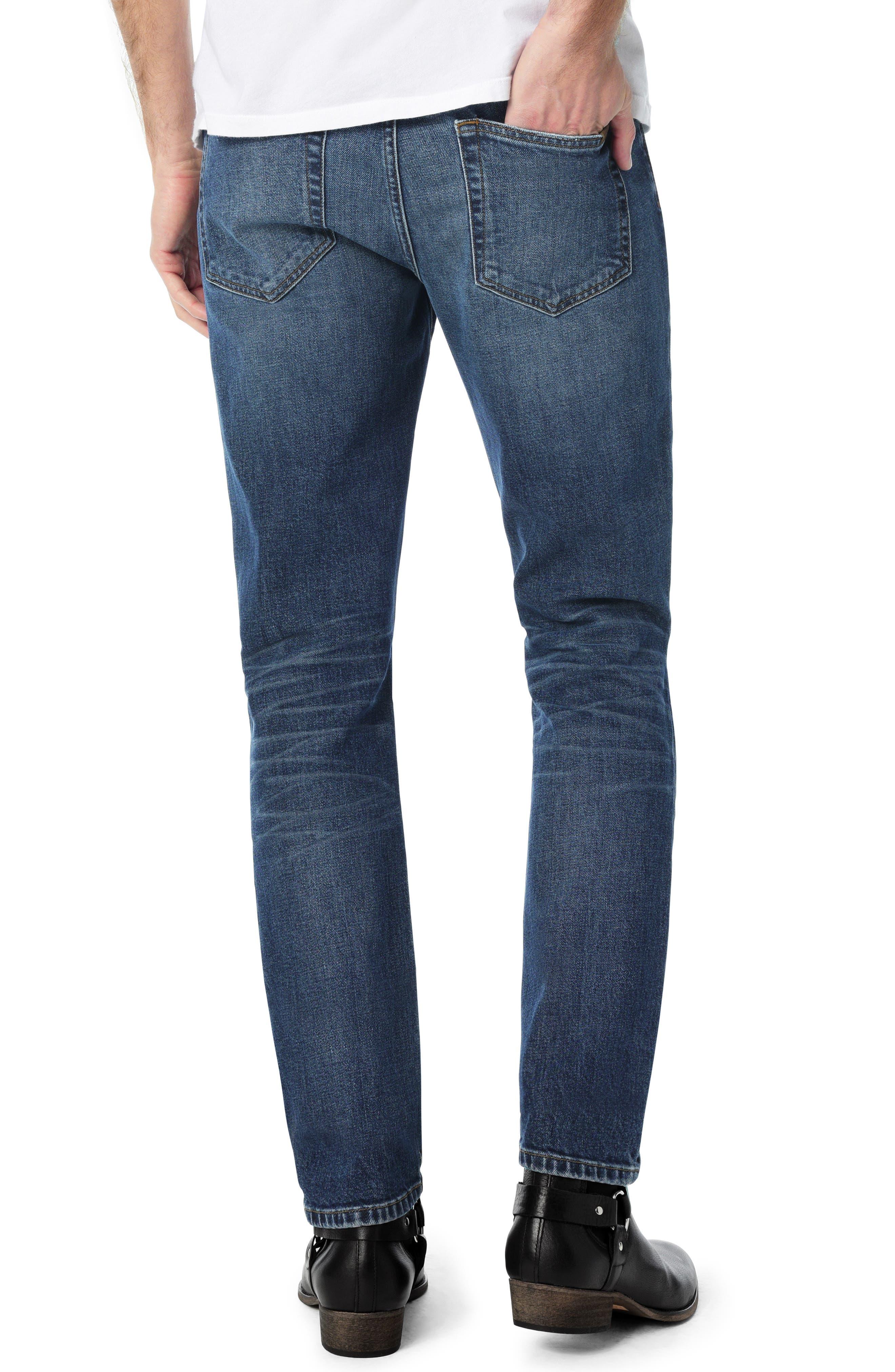 Slim Fit Jeans,                             Alternate thumbnail 2, color,                             BUSTER