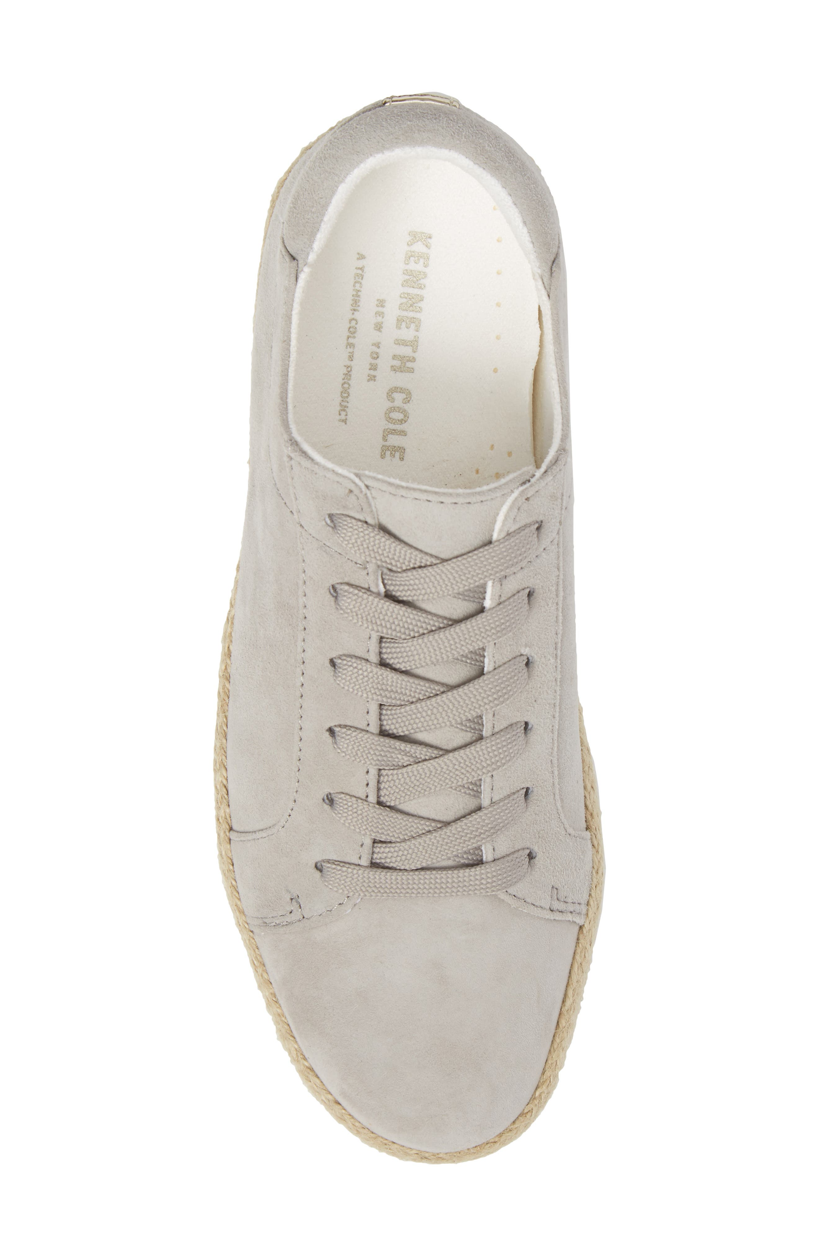 Allyson Espadrille Platform Sneaker,                             Alternate thumbnail 17, color,