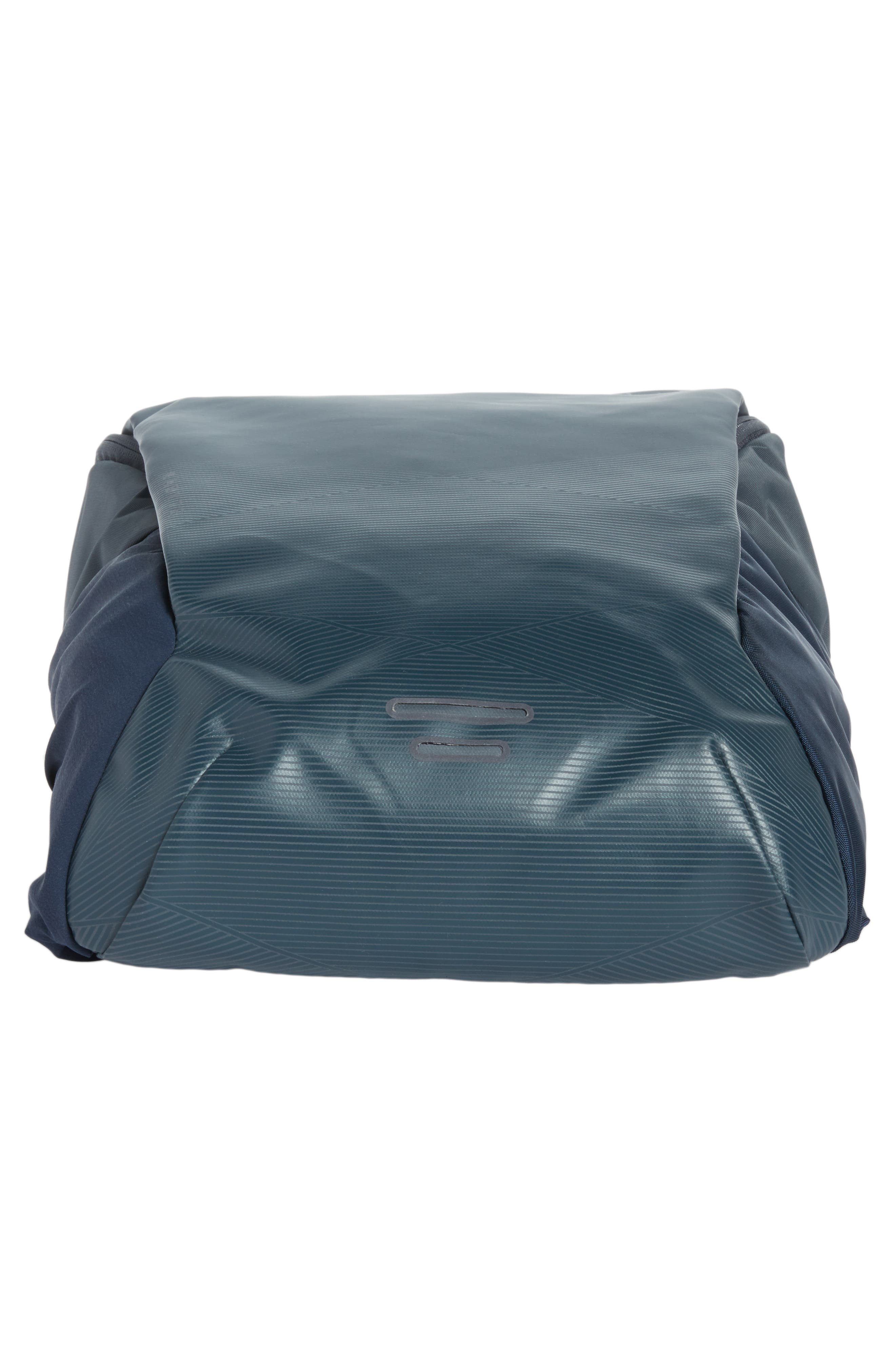 Kabyte Backpack,                             Alternate thumbnail 6, color,                             VANADIS GREY/ URBAN NAVY