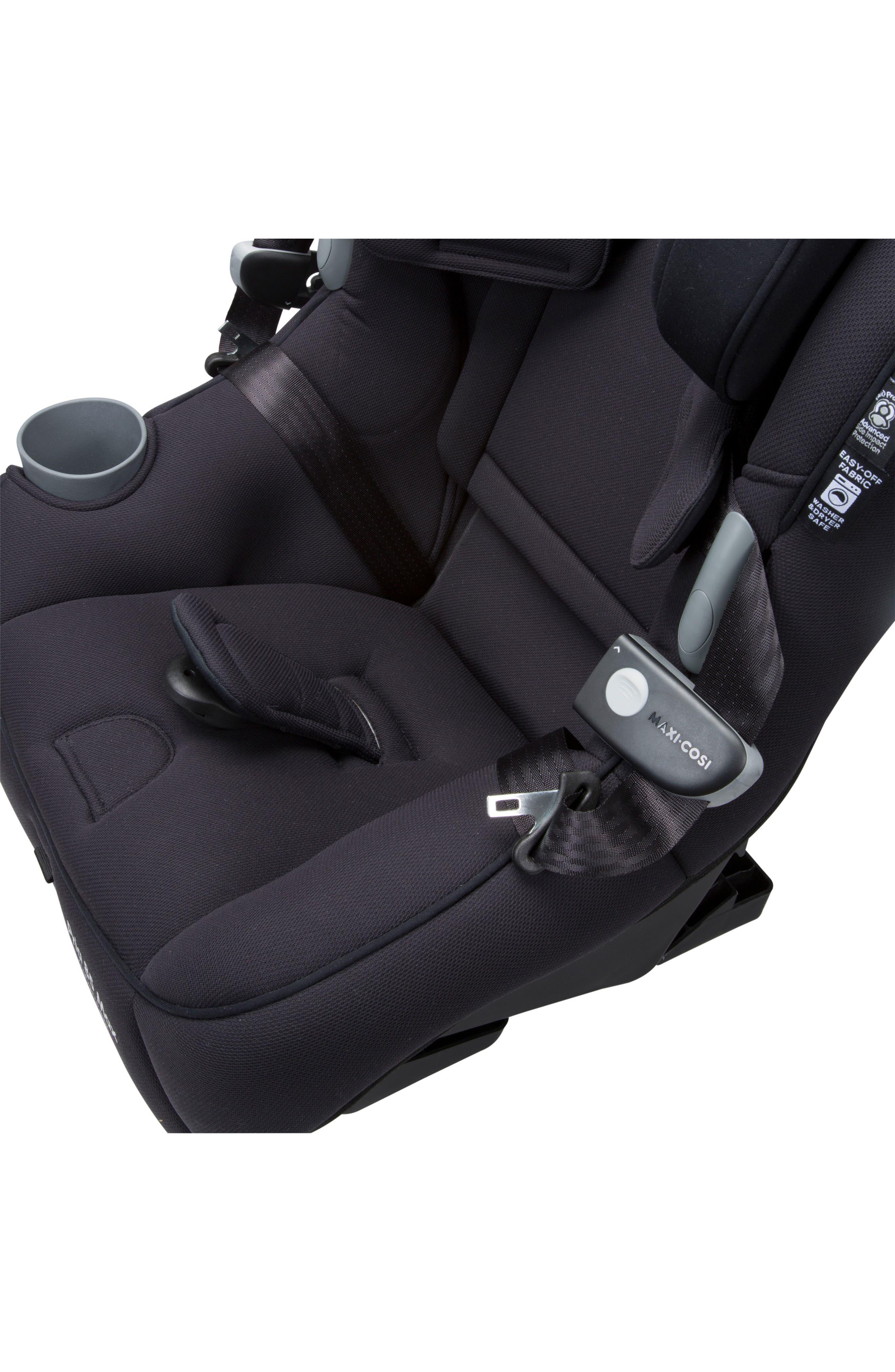Pria<sup>™</sup> 85 Max Convertible Car Seat,                             Alternate thumbnail 5, color,                             NIGHT BLACK