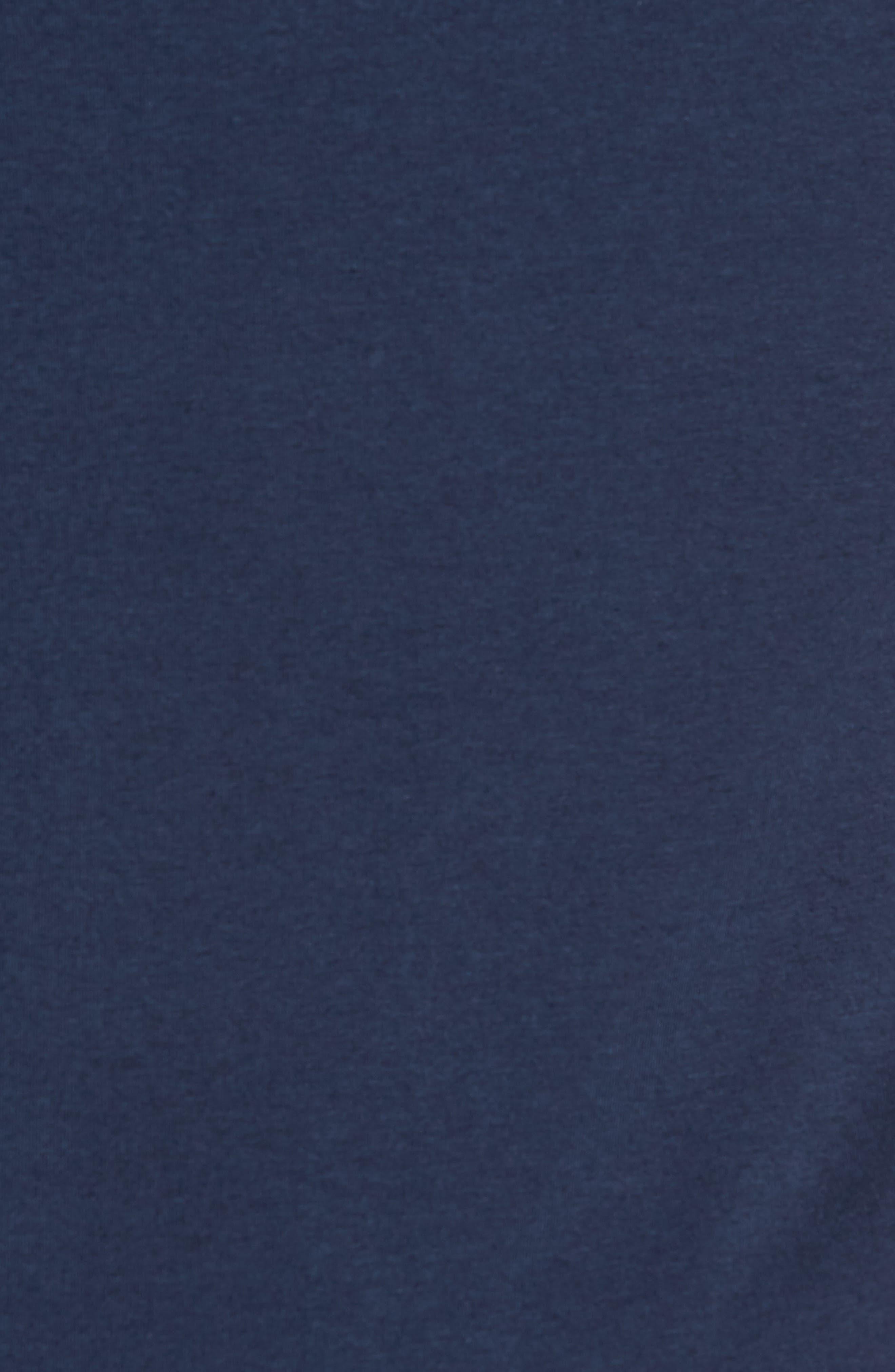 TASC PERFORMANCE,                             Carrollton Zip Jacket,                             Alternate thumbnail 6, color,                             CLASSIC NAVY