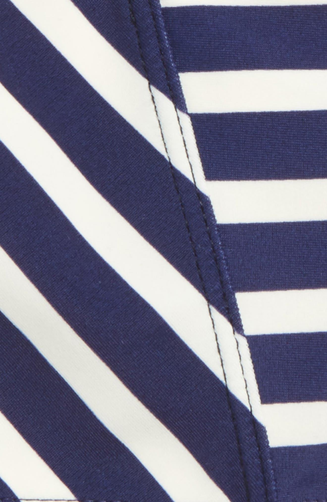 Stripe Bikini Top,                             Alternate thumbnail 2, color,                             403