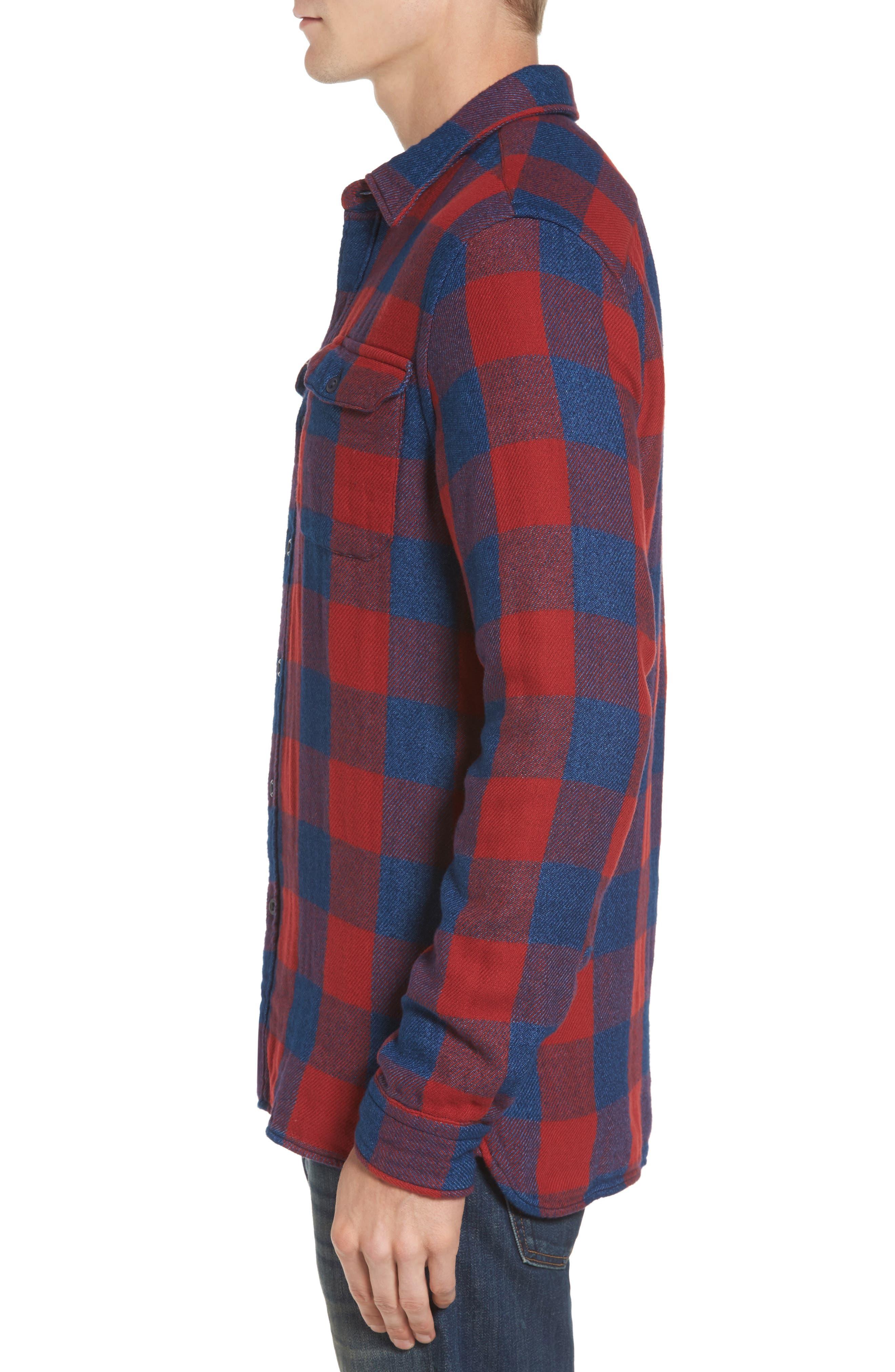 Jackson Worker Shirt,                             Alternate thumbnail 3, color,                             600