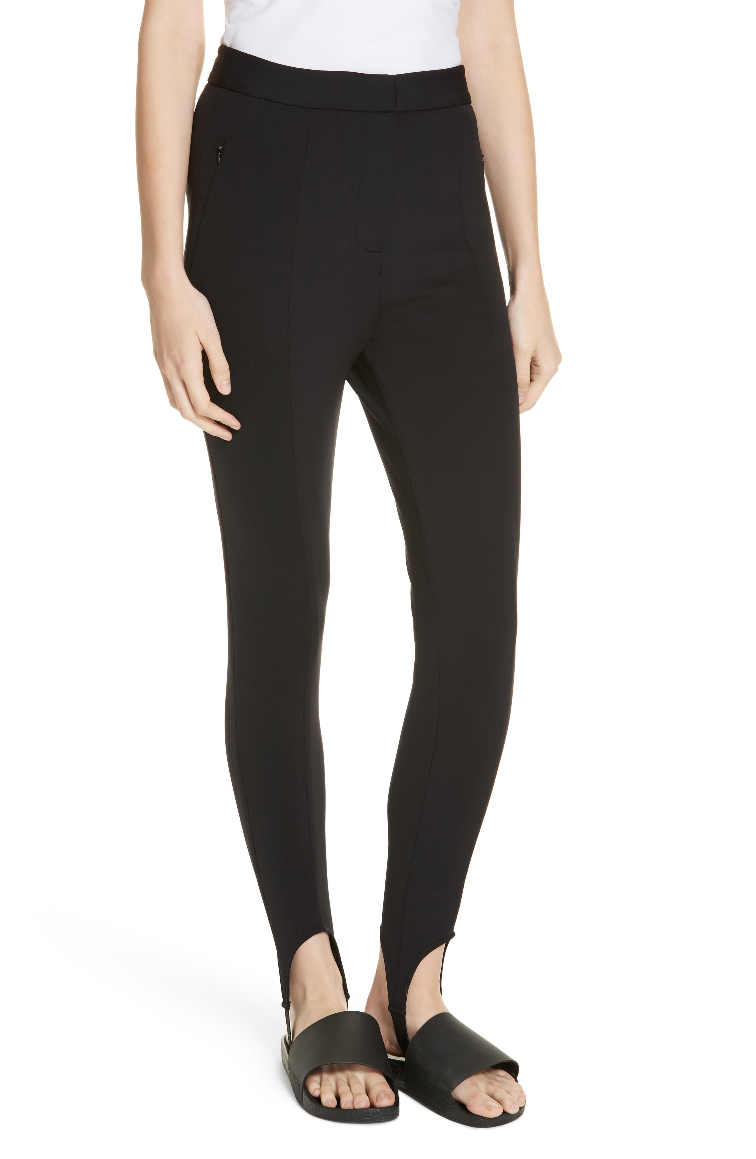 Stirrup Trousers, Main, color, 001