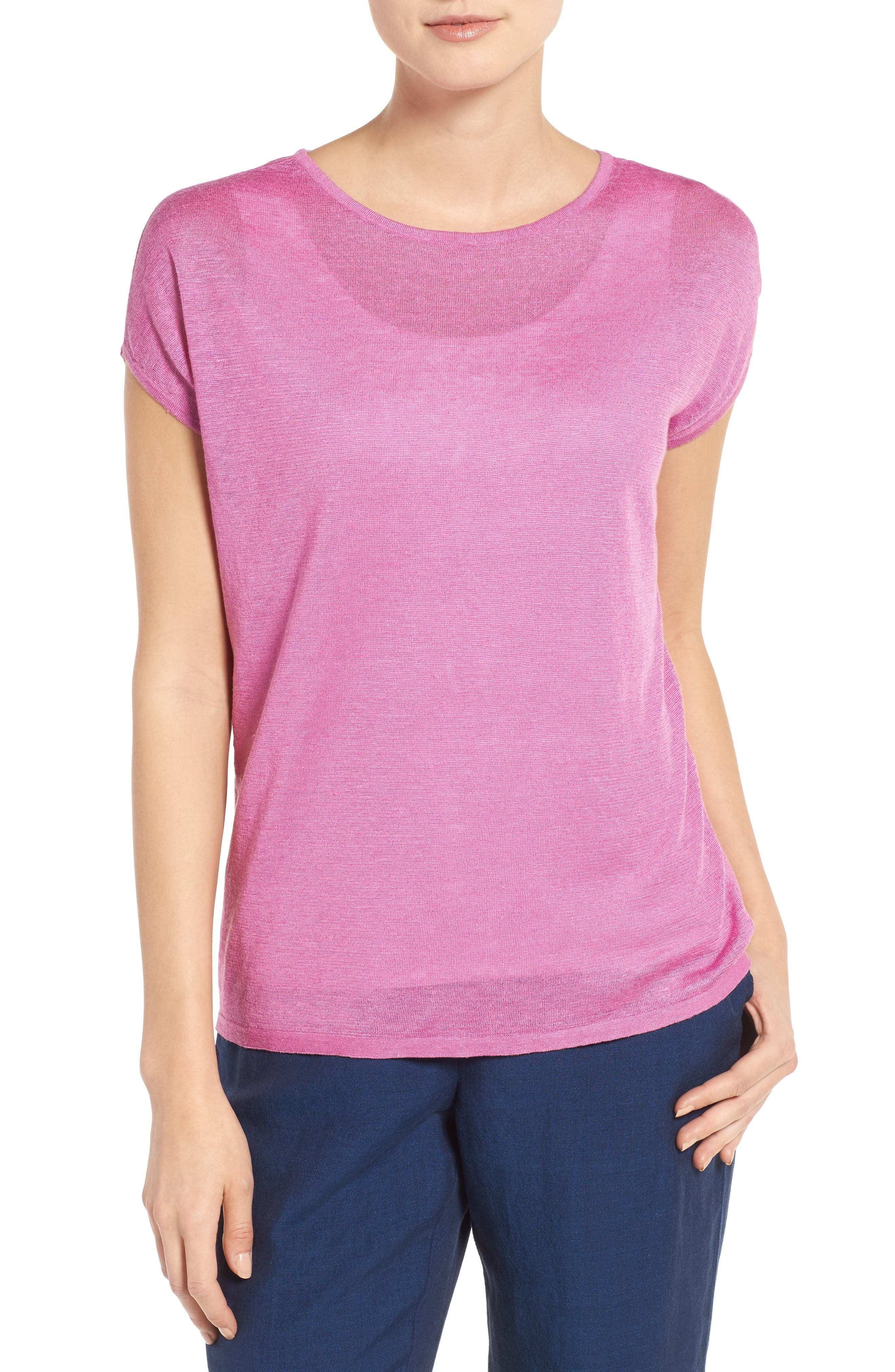 Everyday Tissue Weight Tee,                             Main thumbnail 10, color,