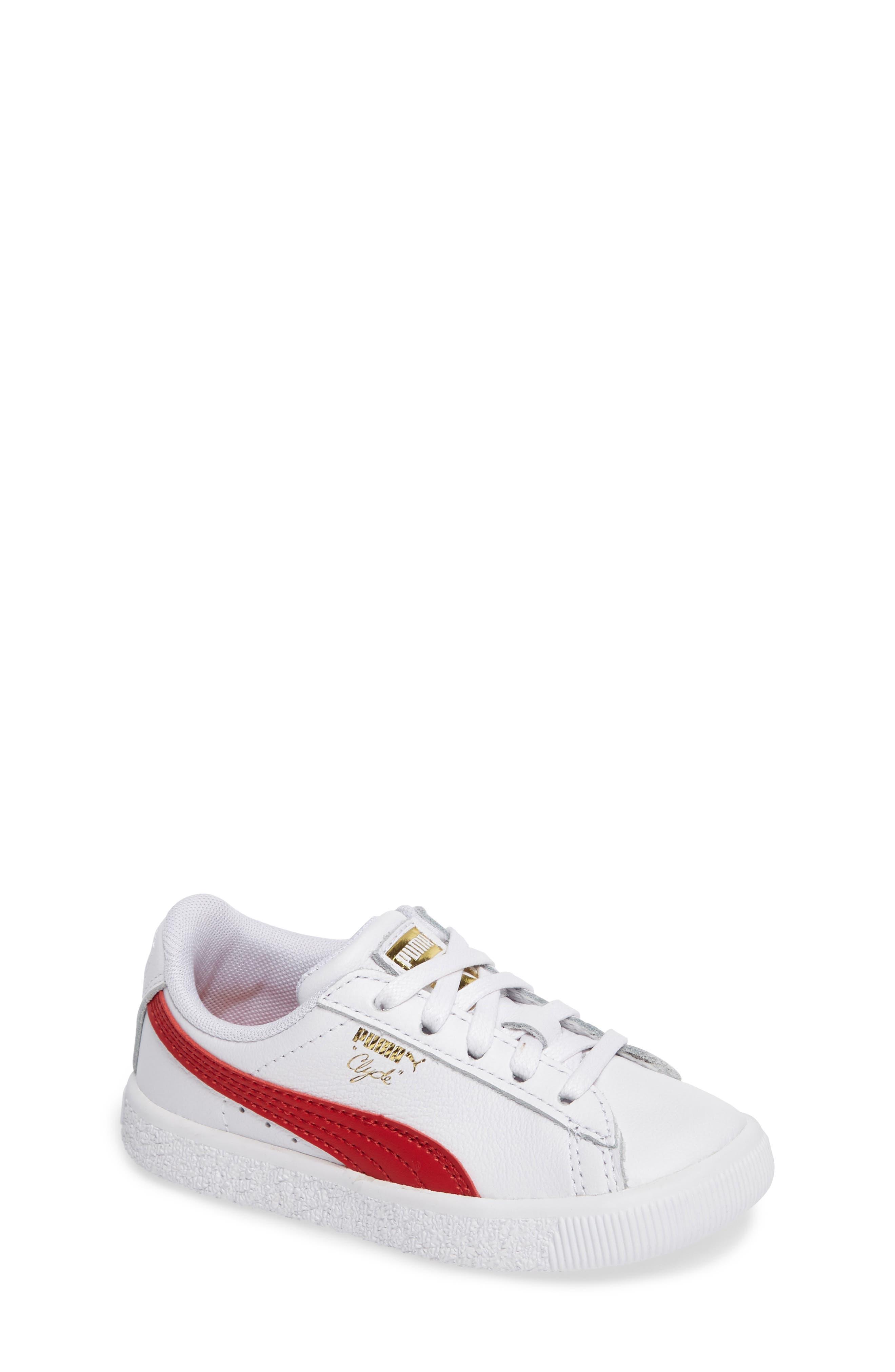 Clyde Core Foil Sneaker,                             Main thumbnail 5, color,