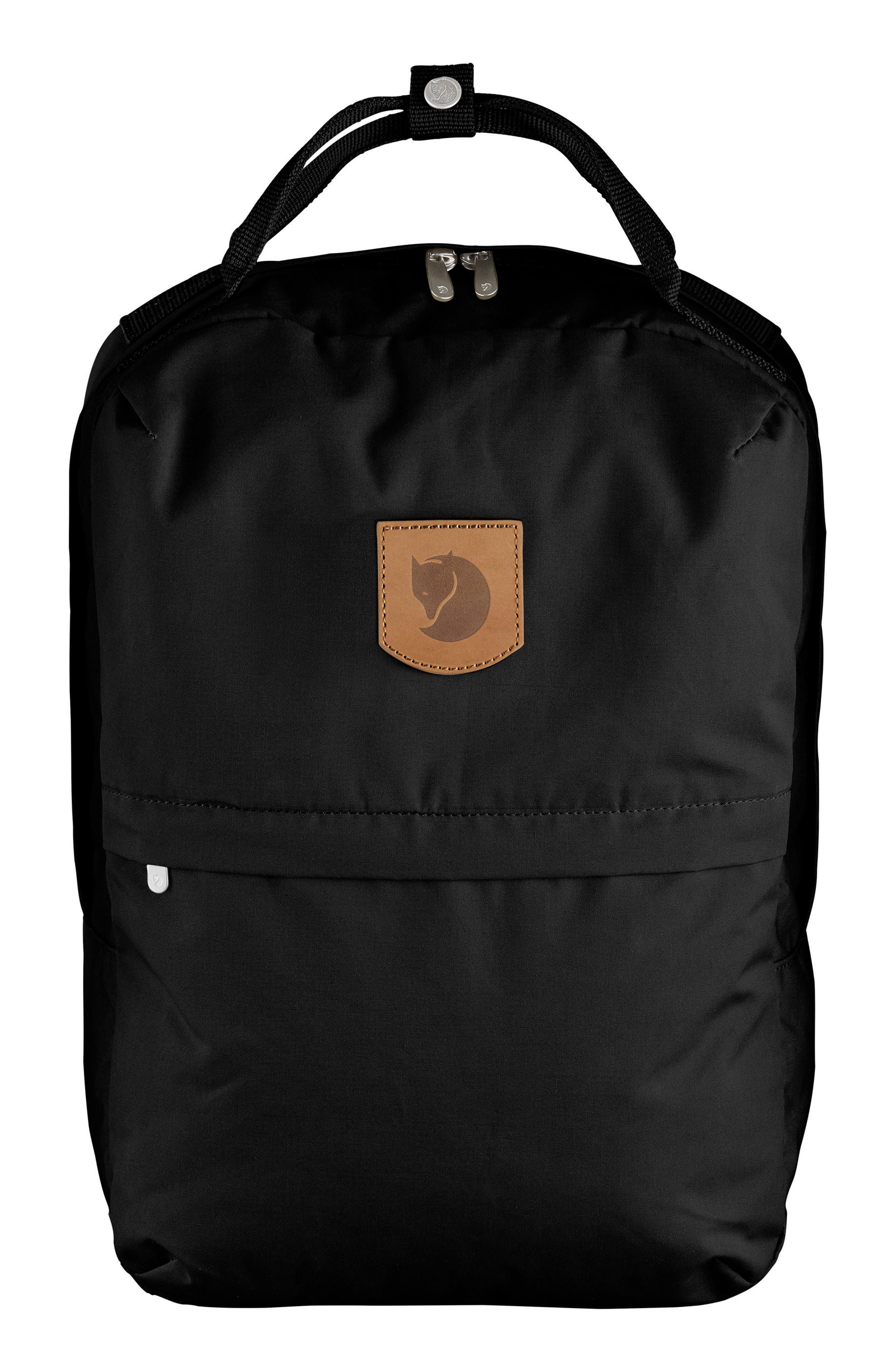 Greenland Backpack,                             Main thumbnail 1, color,                             BLACK