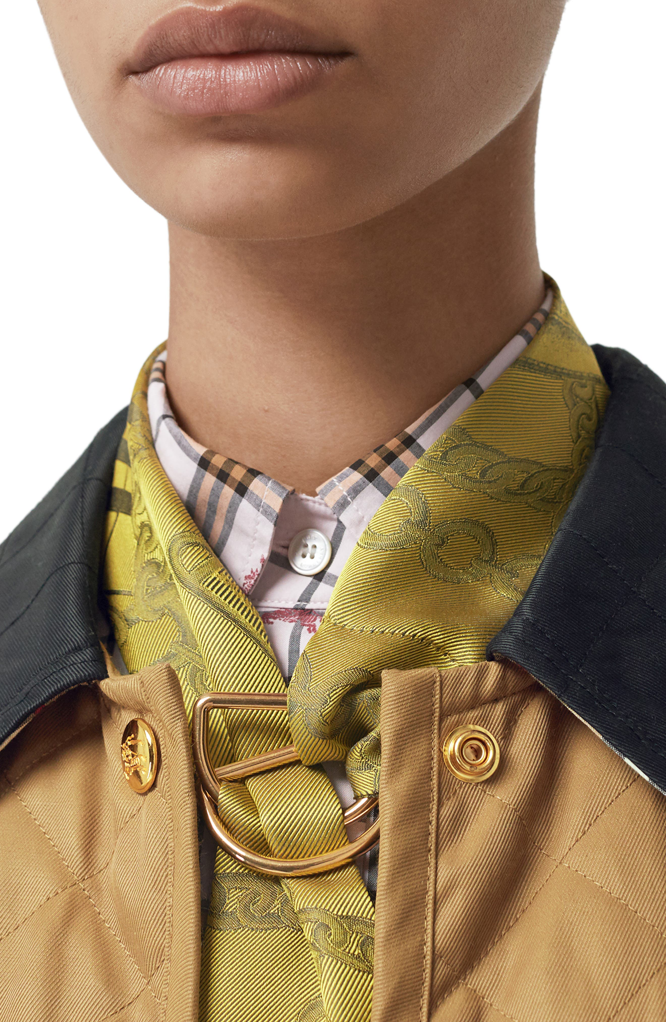 Dranefeld Quilted Jacket,                             Alternate thumbnail 4, color,                             CAMEL