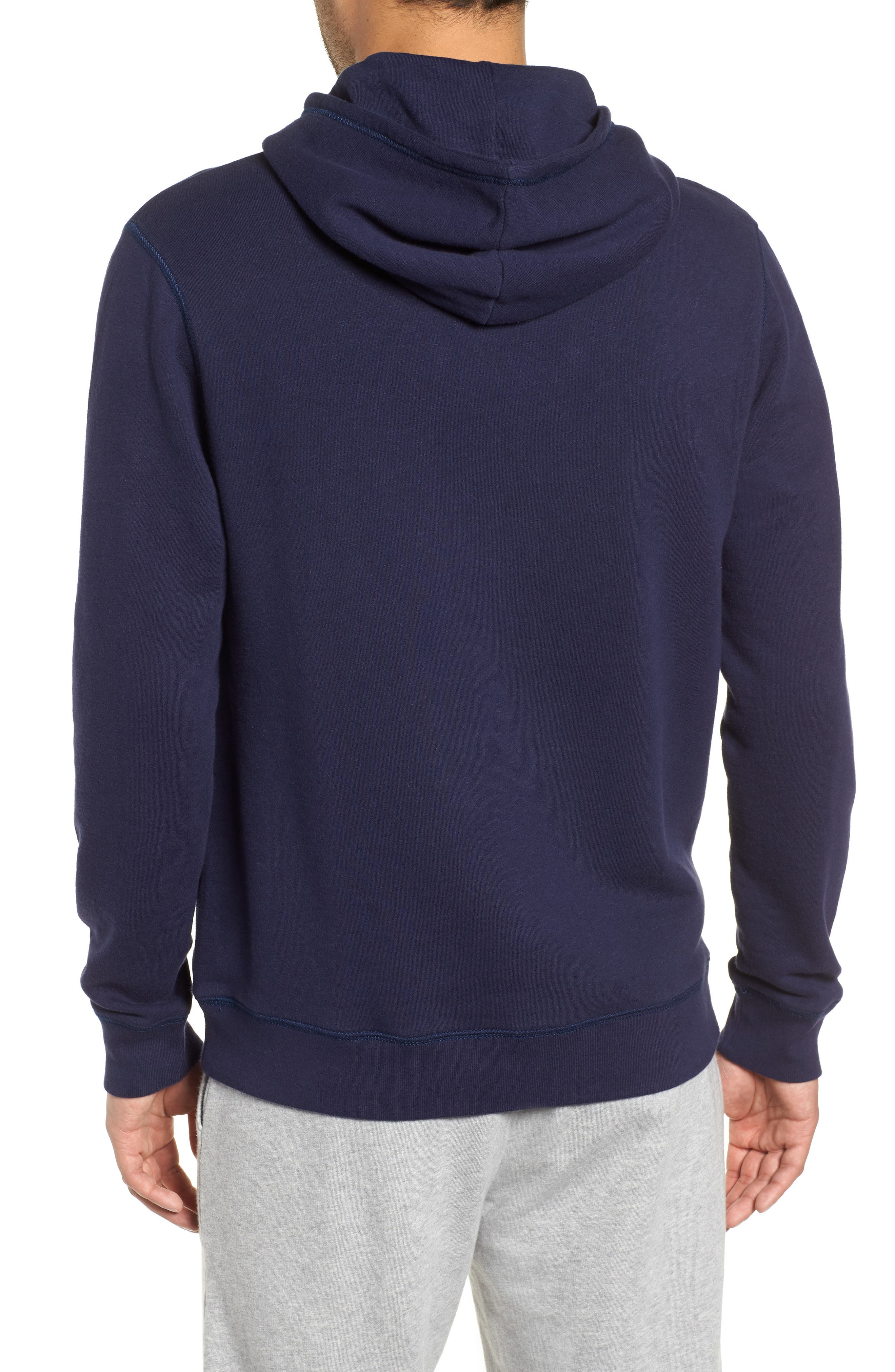 THE RAIL,                             Hooded Sweatshirt,                             Alternate thumbnail 2, color,                             410
