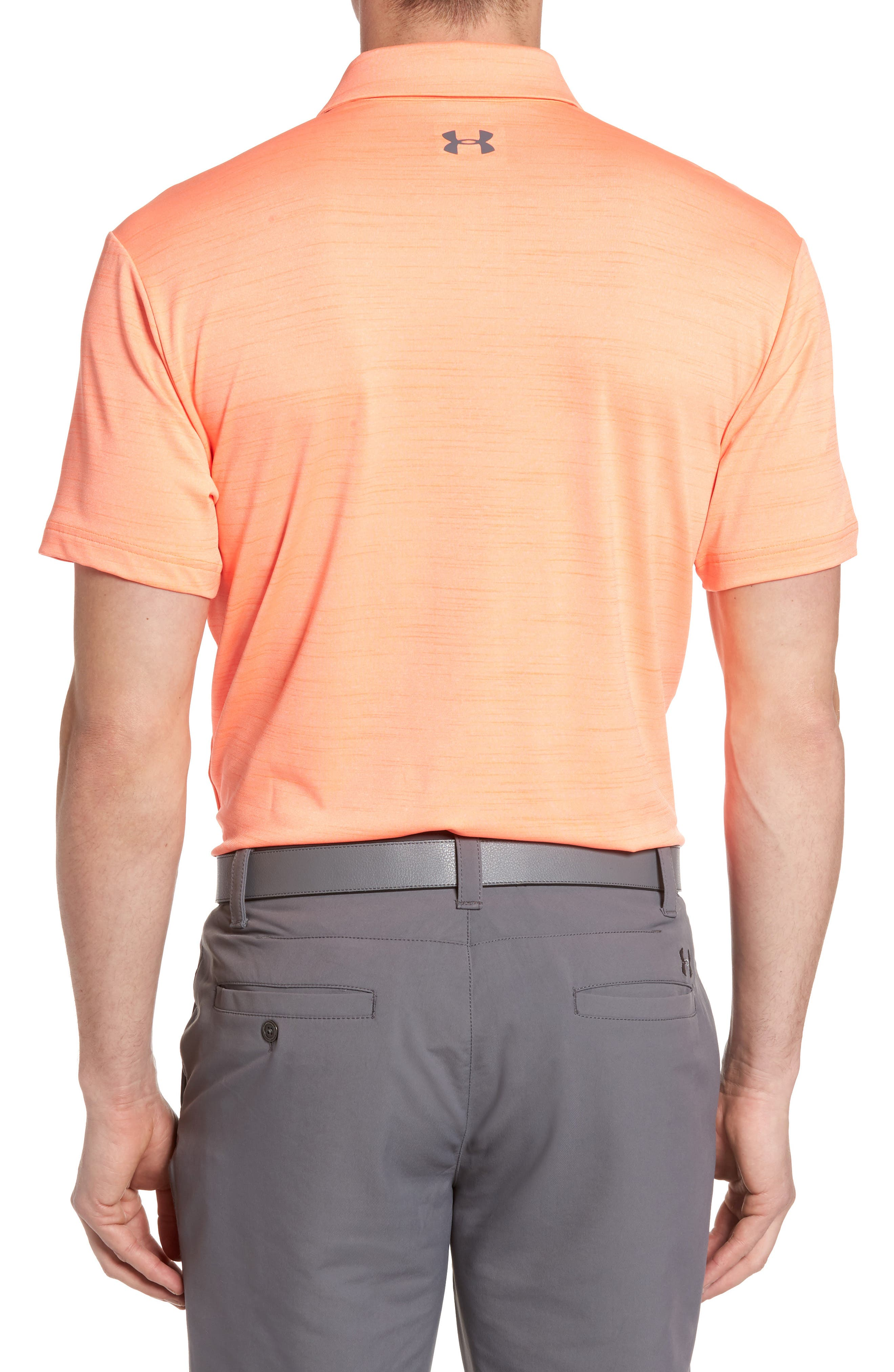 'Playoff' Loose Fit Short Sleeve Polo,                             Alternate thumbnail 116, color,