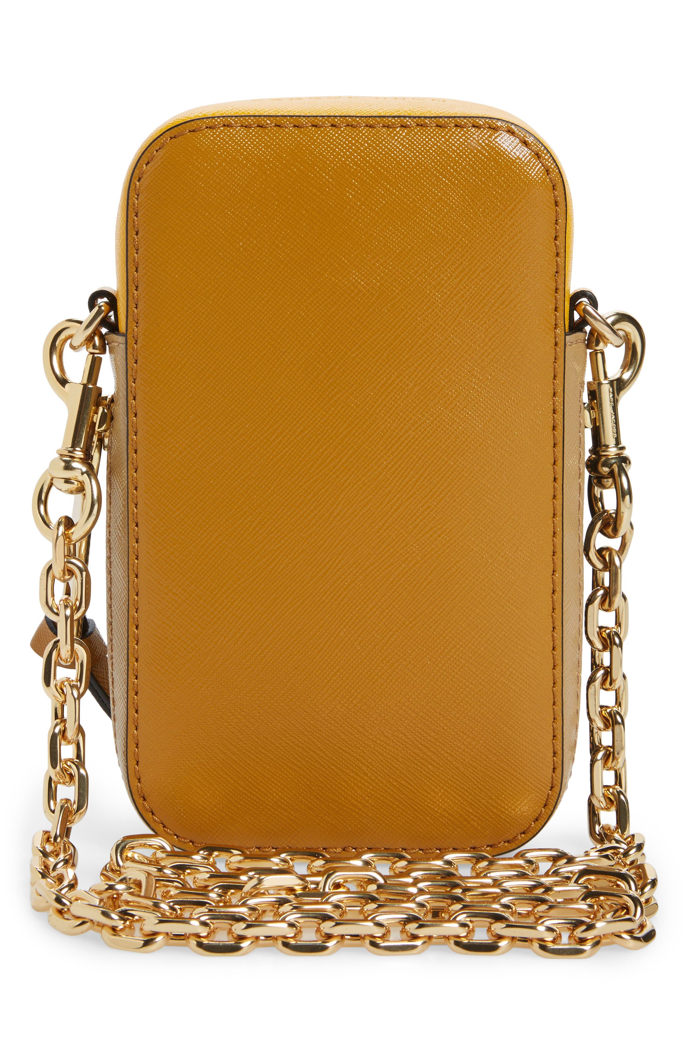 Hot Shot Saffiano Leather Shoulder Bag,                             Alternate thumbnail 11, color,
