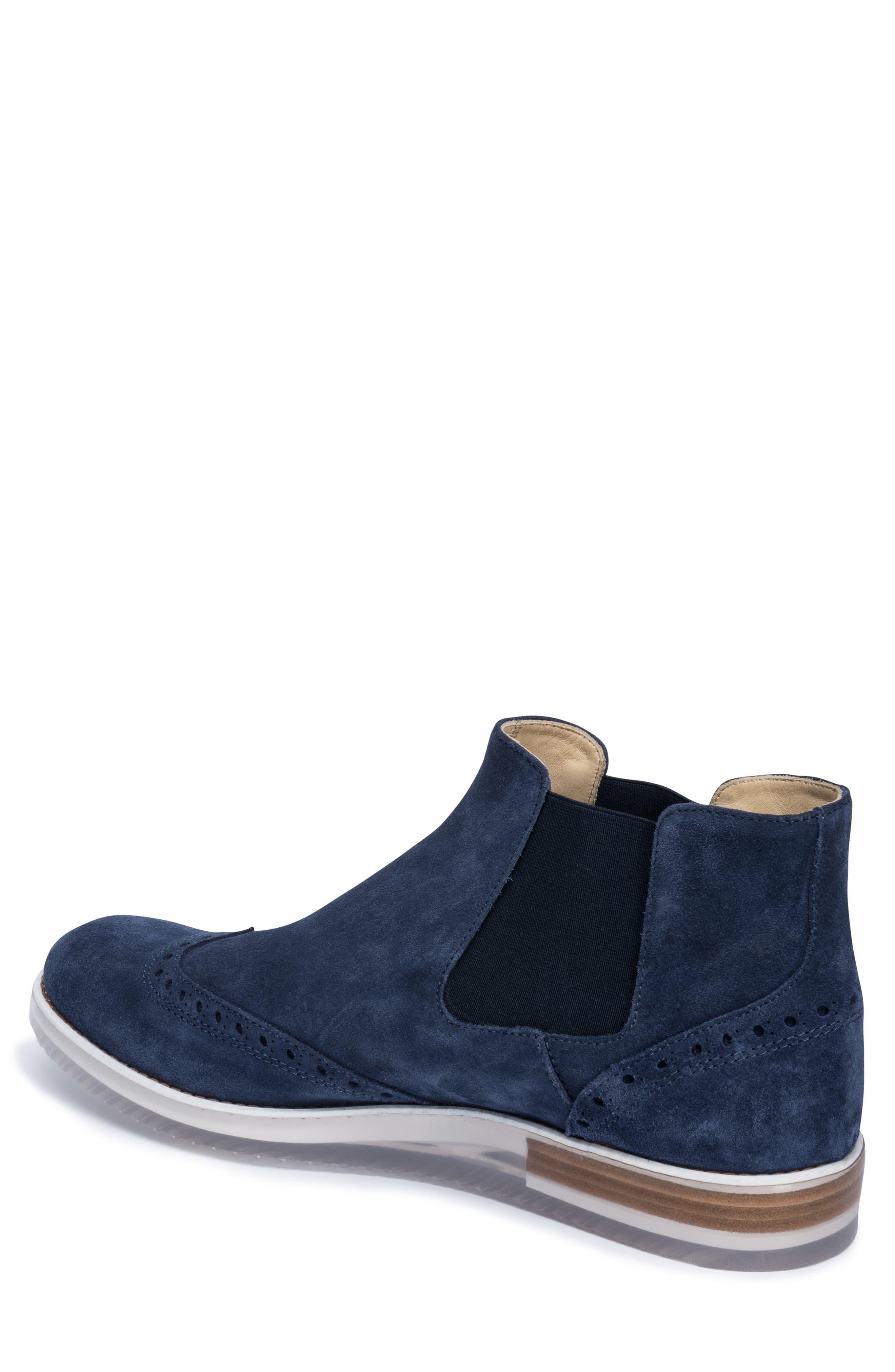 Brescia Mid Chelsea Wingtip Sneaker Boot,                             Alternate thumbnail 2, color,                             429