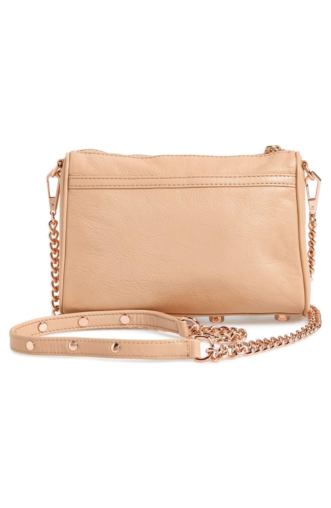 'Mini MAC' Convertible Crossbody Bag,                             Alternate thumbnail 17, color,