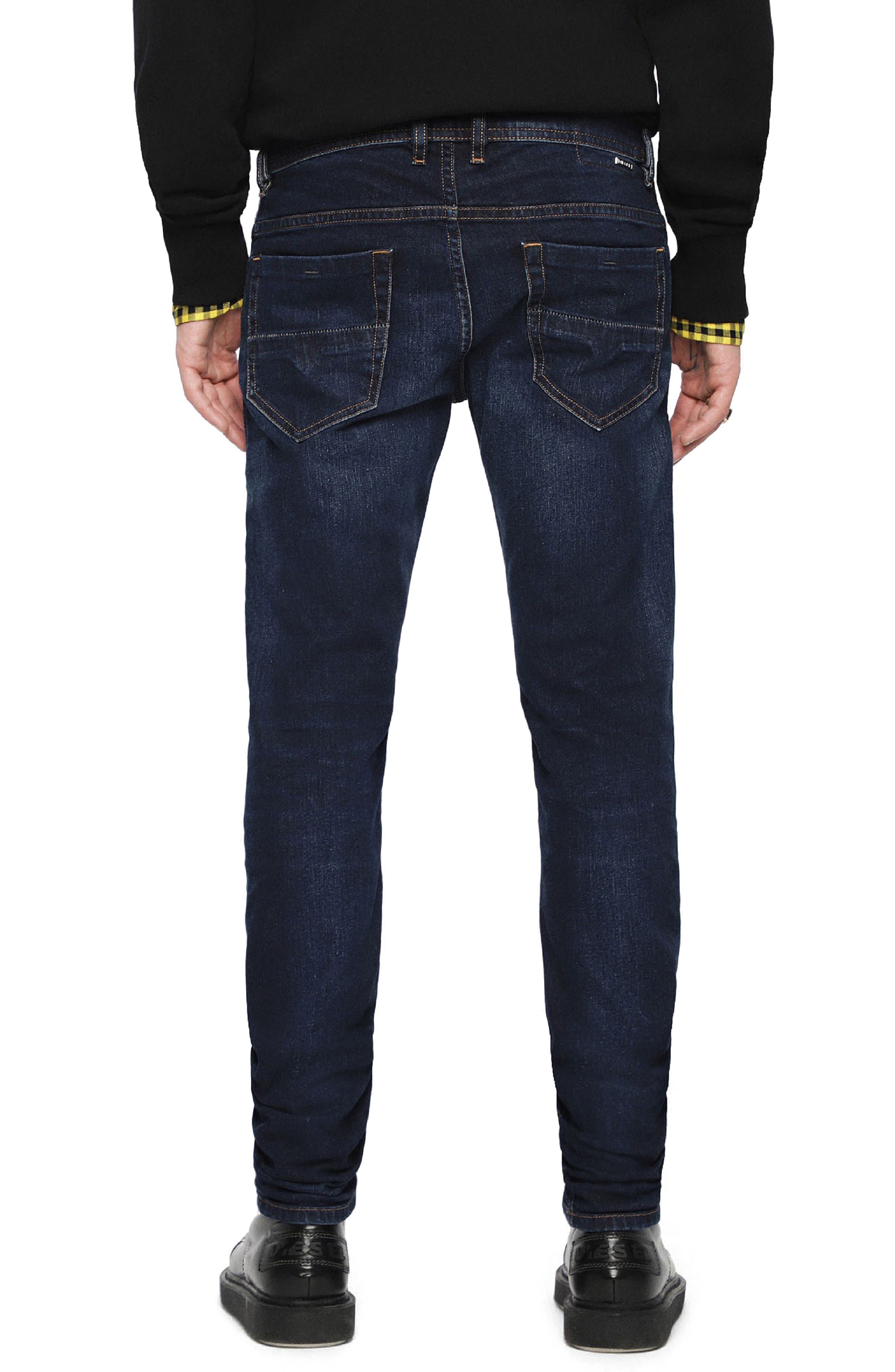 DIESEL<SUP>®</SUP>,                             Thommer Slim Fit Jeans,                             Alternate thumbnail 2, color,                             084VG