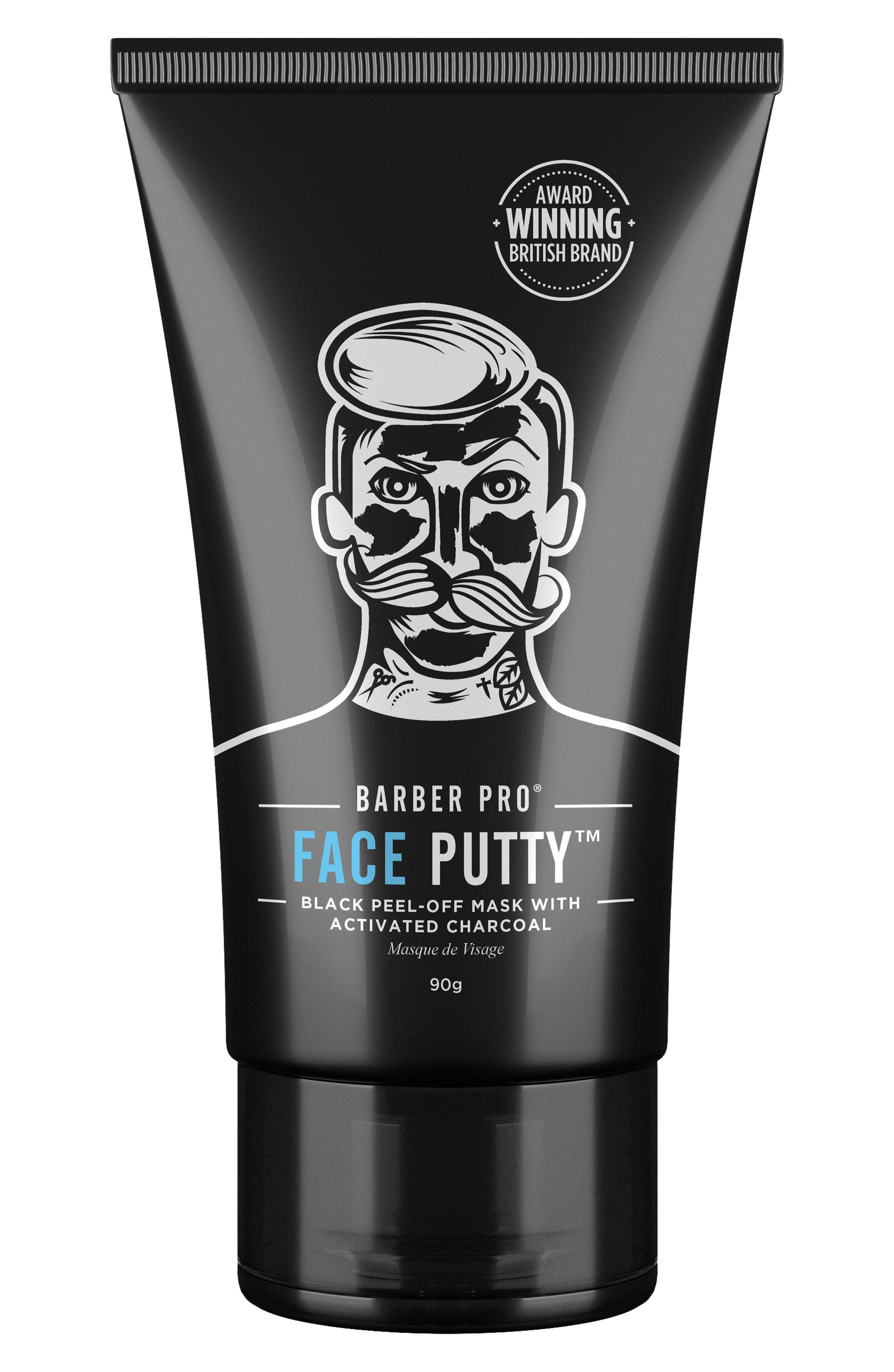 Face Putty Peel-Off Mask,                         Main,                         color, NO COLOR