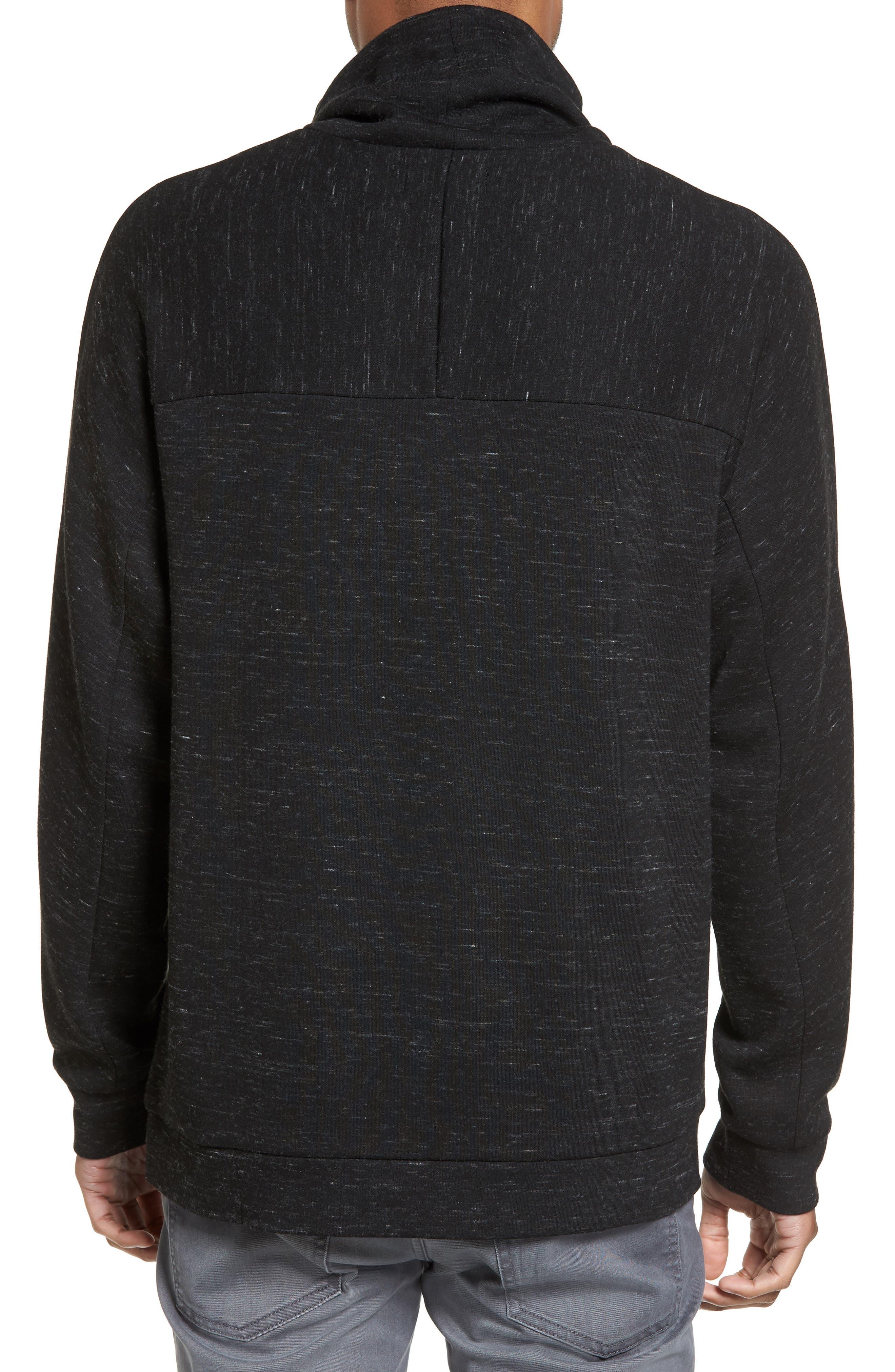 Space Dye Fleece Pullover,                             Alternate thumbnail 2, color,