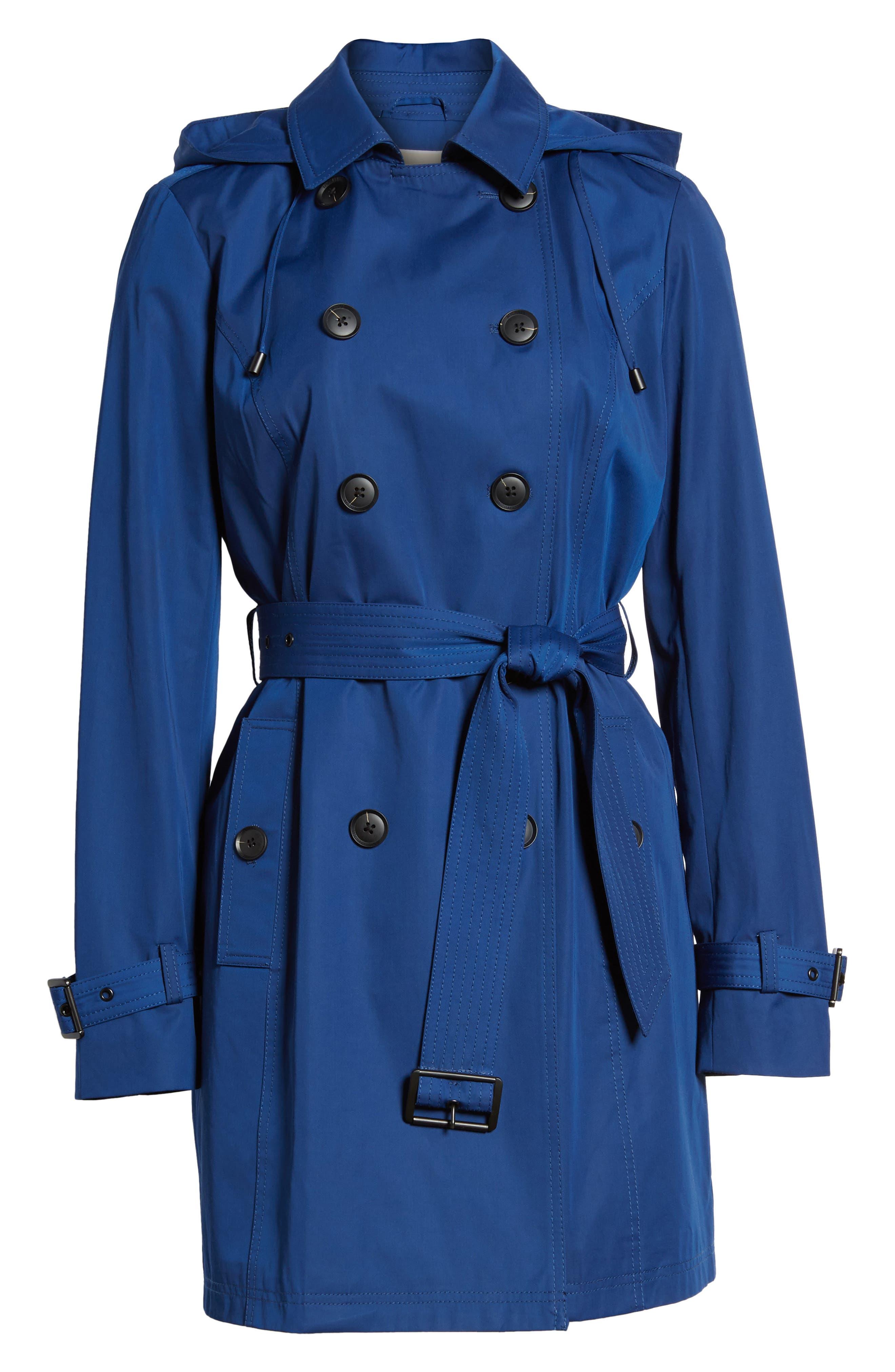 Belted Parka Jacket,                             Alternate thumbnail 14, color,