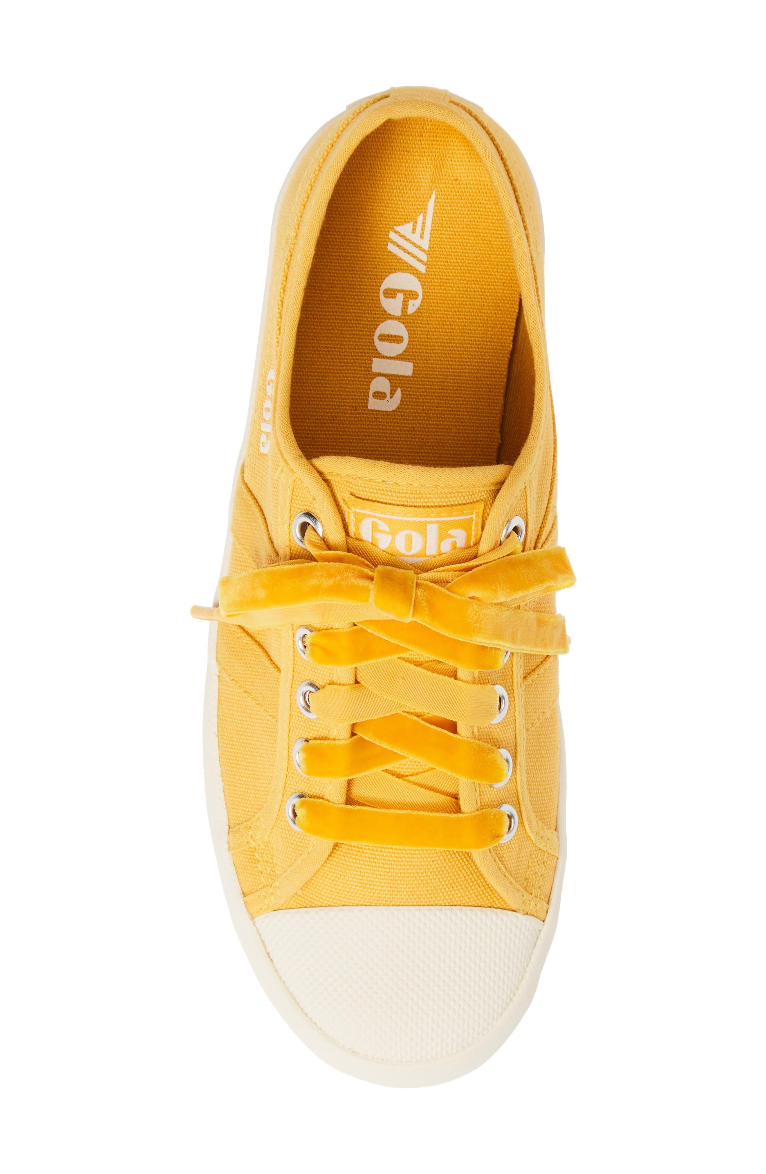 Coaster Sneaker,                             Alternate thumbnail 5, color,                             SUN/ OFF WHITE