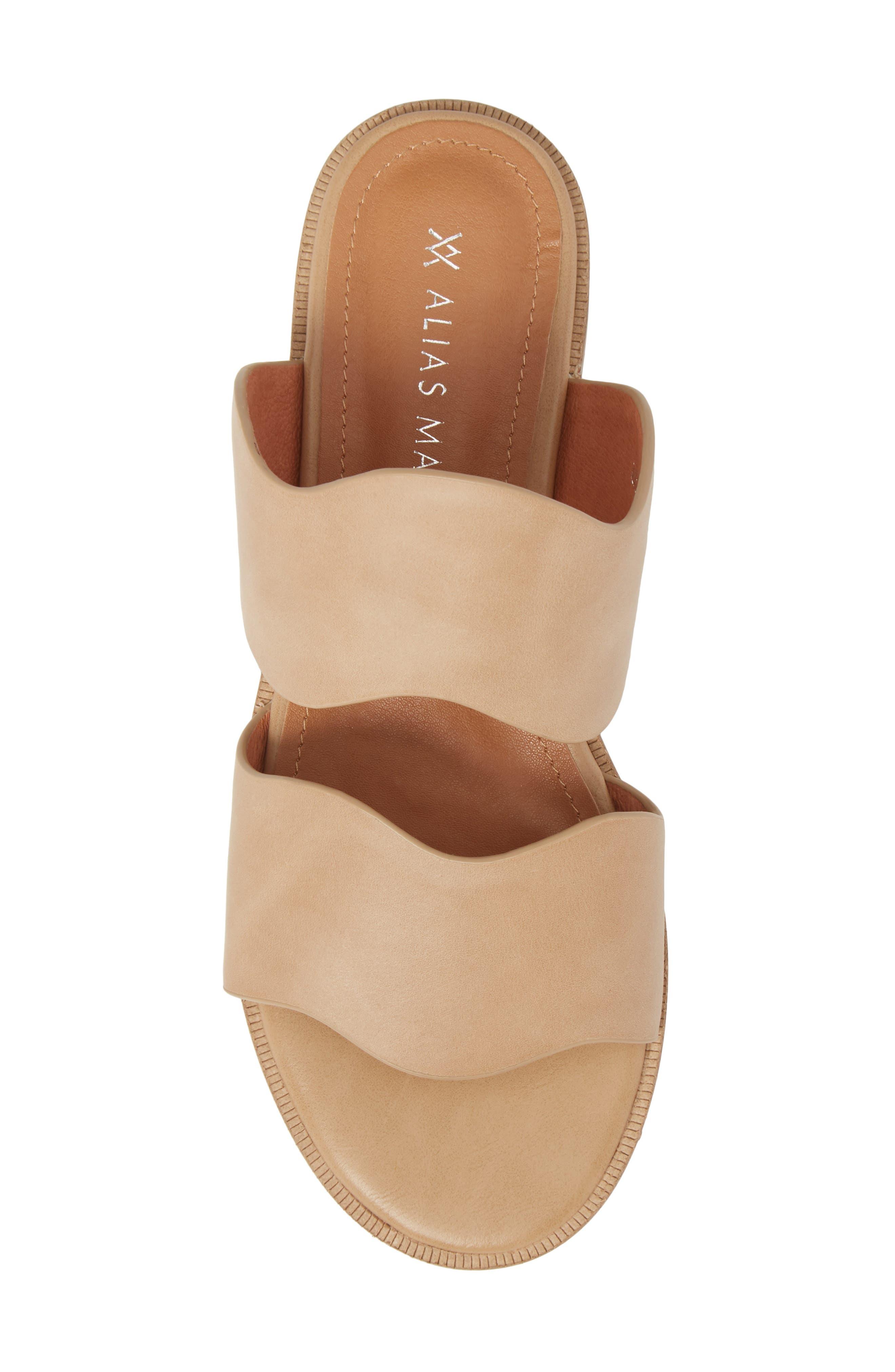 Thermos Scalloped Slide Sandal,                             Alternate thumbnail 5, color,                             250