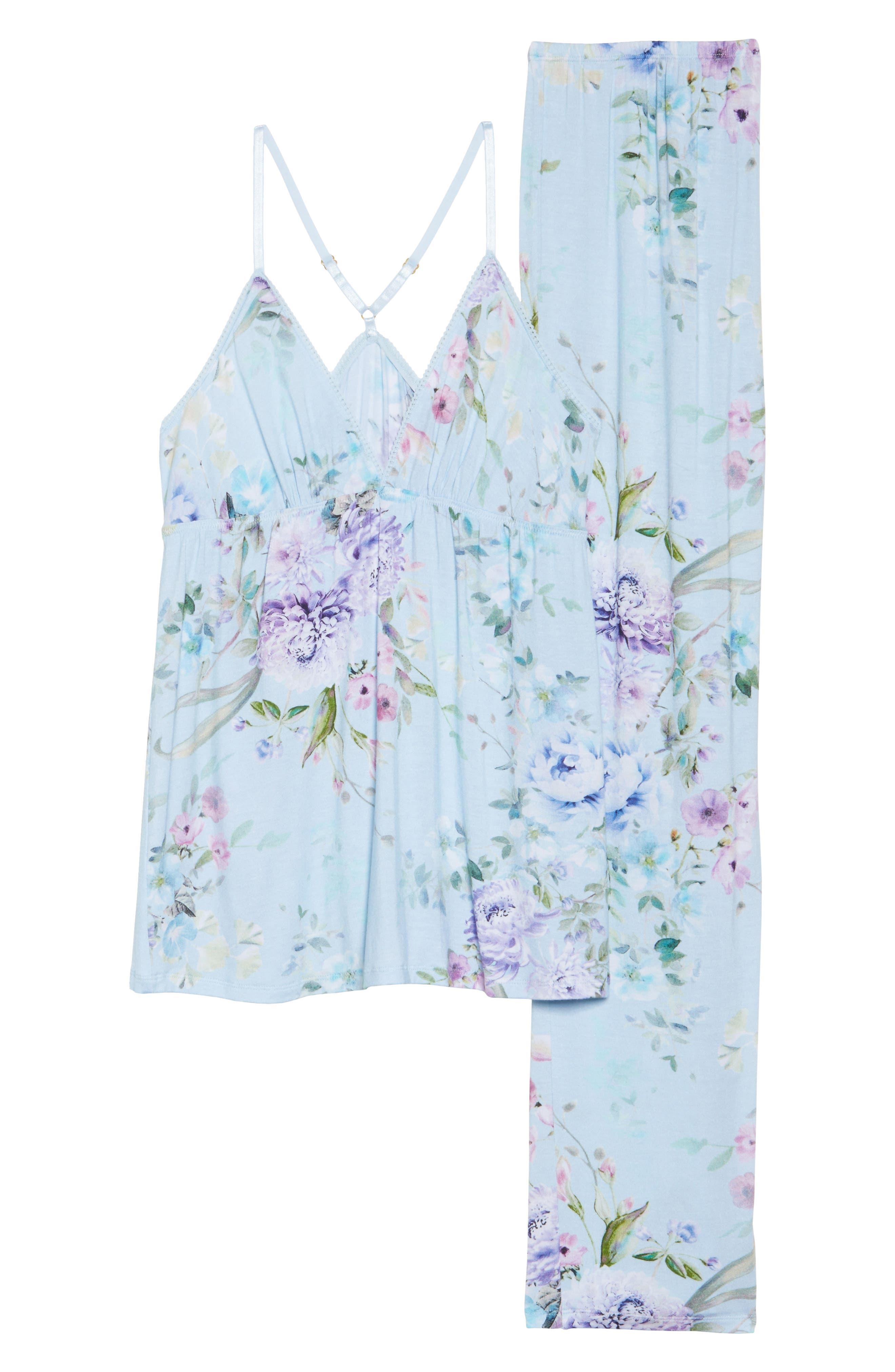 Aviva Pajamas,                             Alternate thumbnail 6, color,                             400