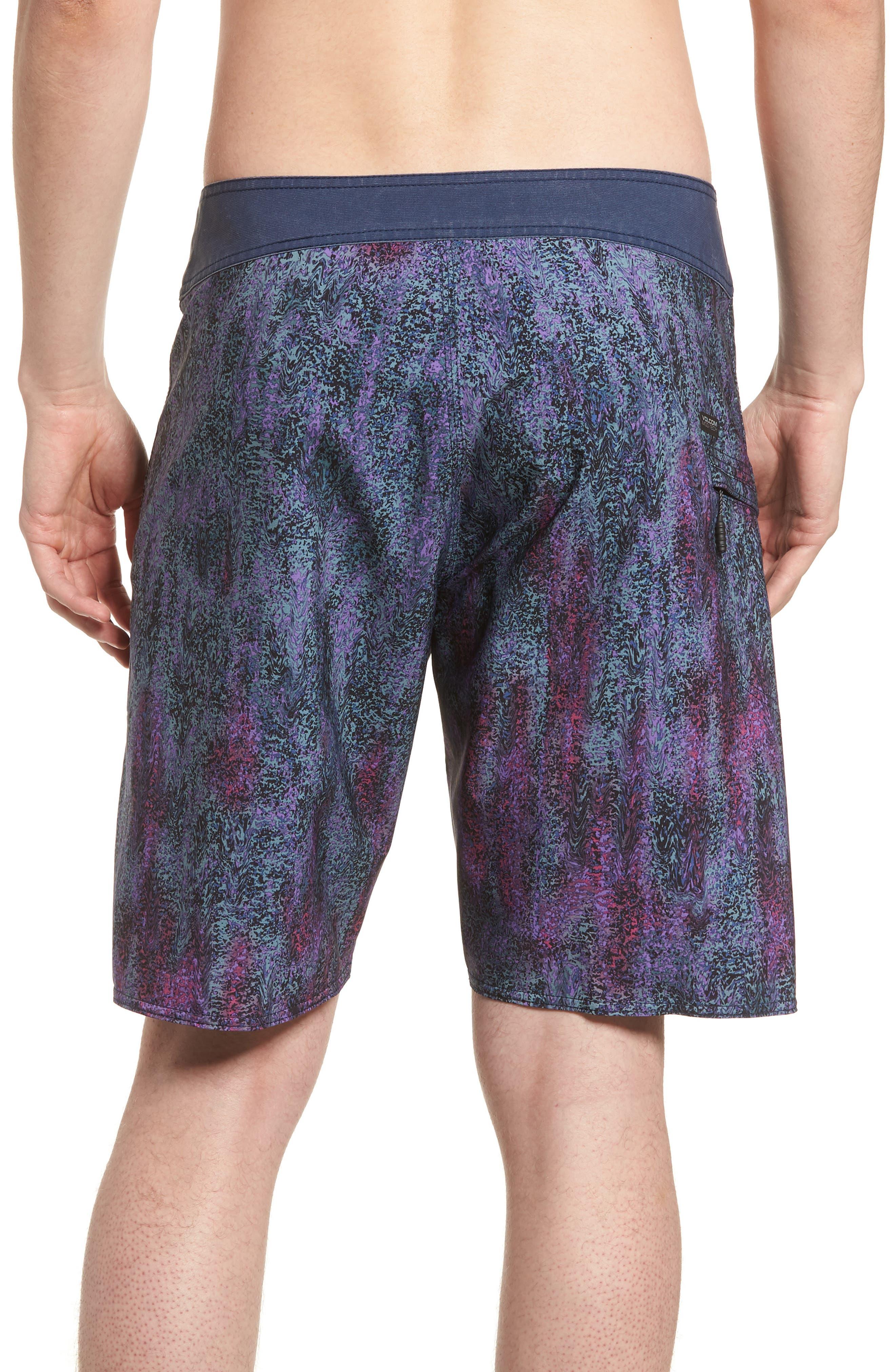 Plasm Mod Board Shorts,                             Alternate thumbnail 7, color,