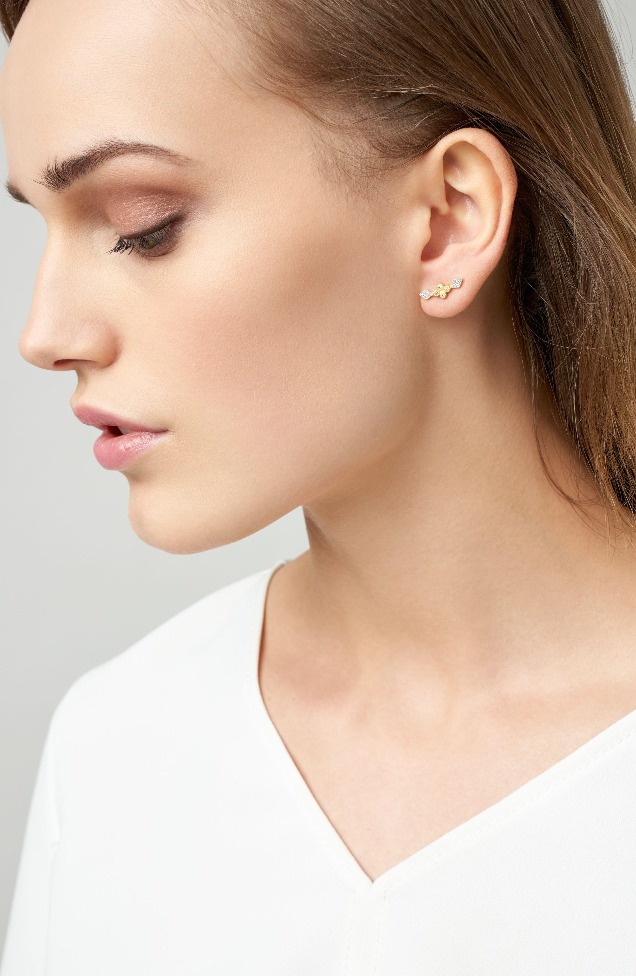 Visionary Fusion Stud Earrings,                             Alternate thumbnail 2, color,                             710