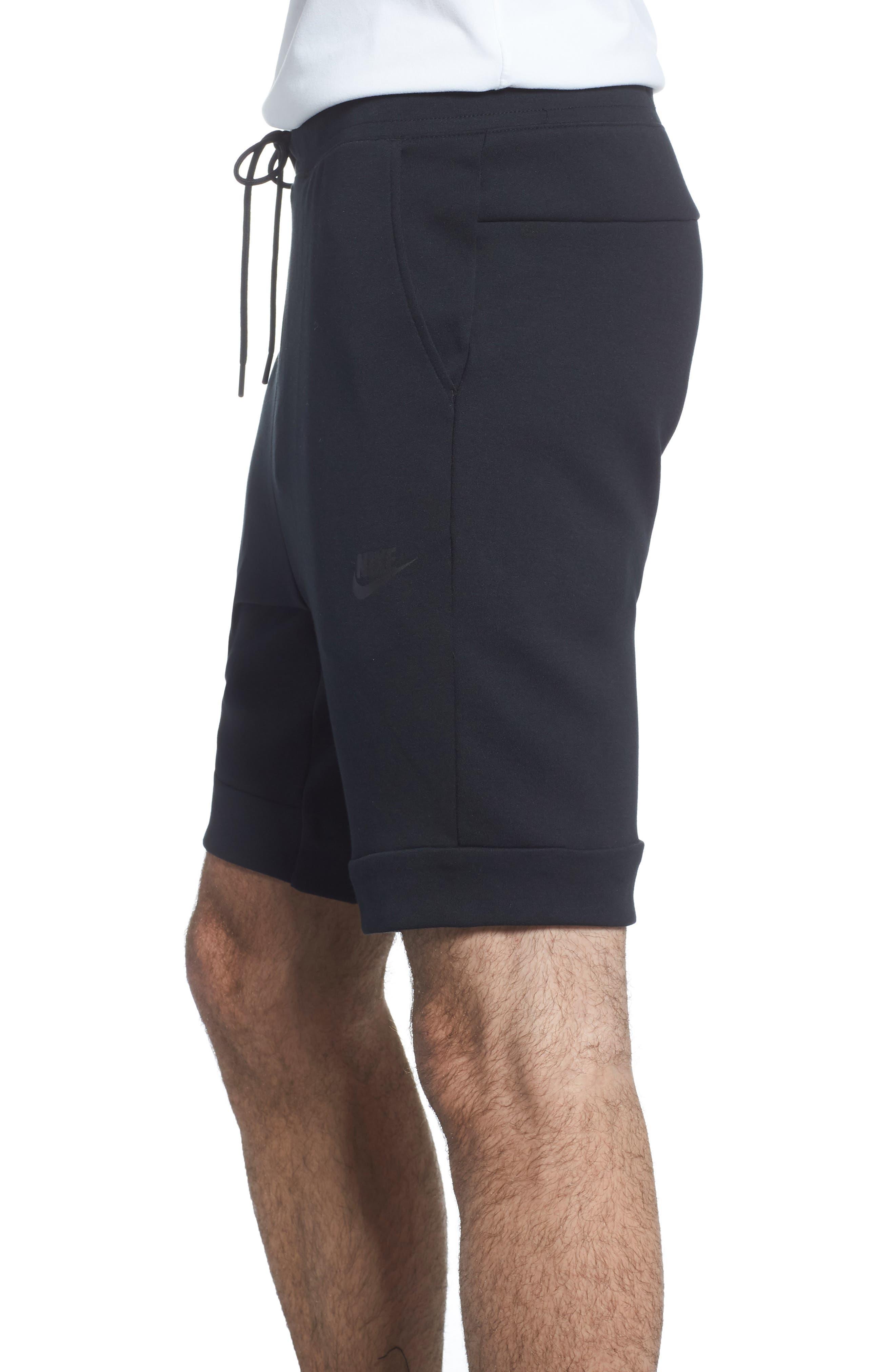 NSW Tech Fleece Shorts,                             Alternate thumbnail 7, color,