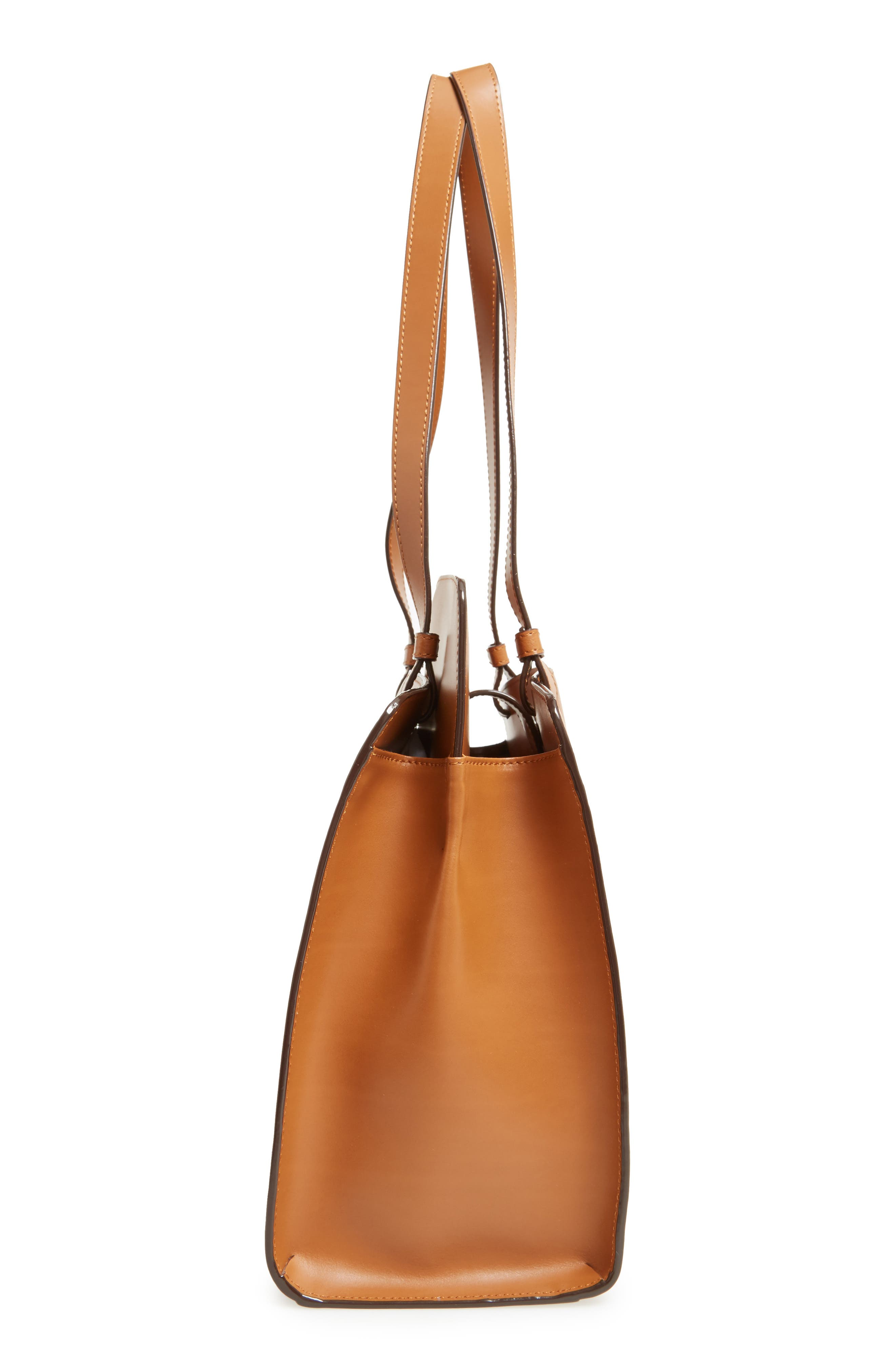 Lodis Audrey Collection - Jana Leather Tote,                             Alternate thumbnail 14, color,