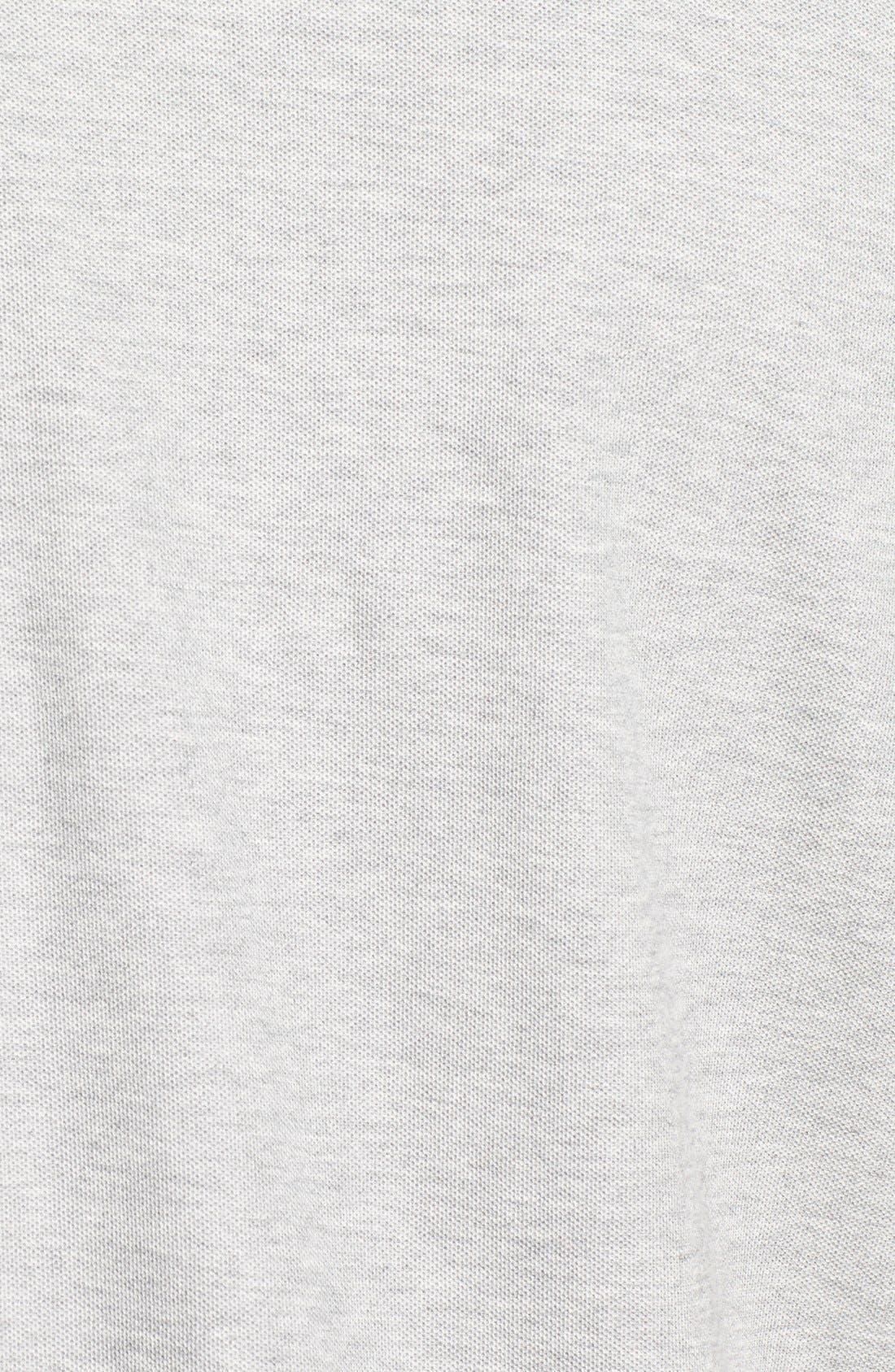 Classic Regular Fit Piqué Polo,                             Alternate thumbnail 83, color,