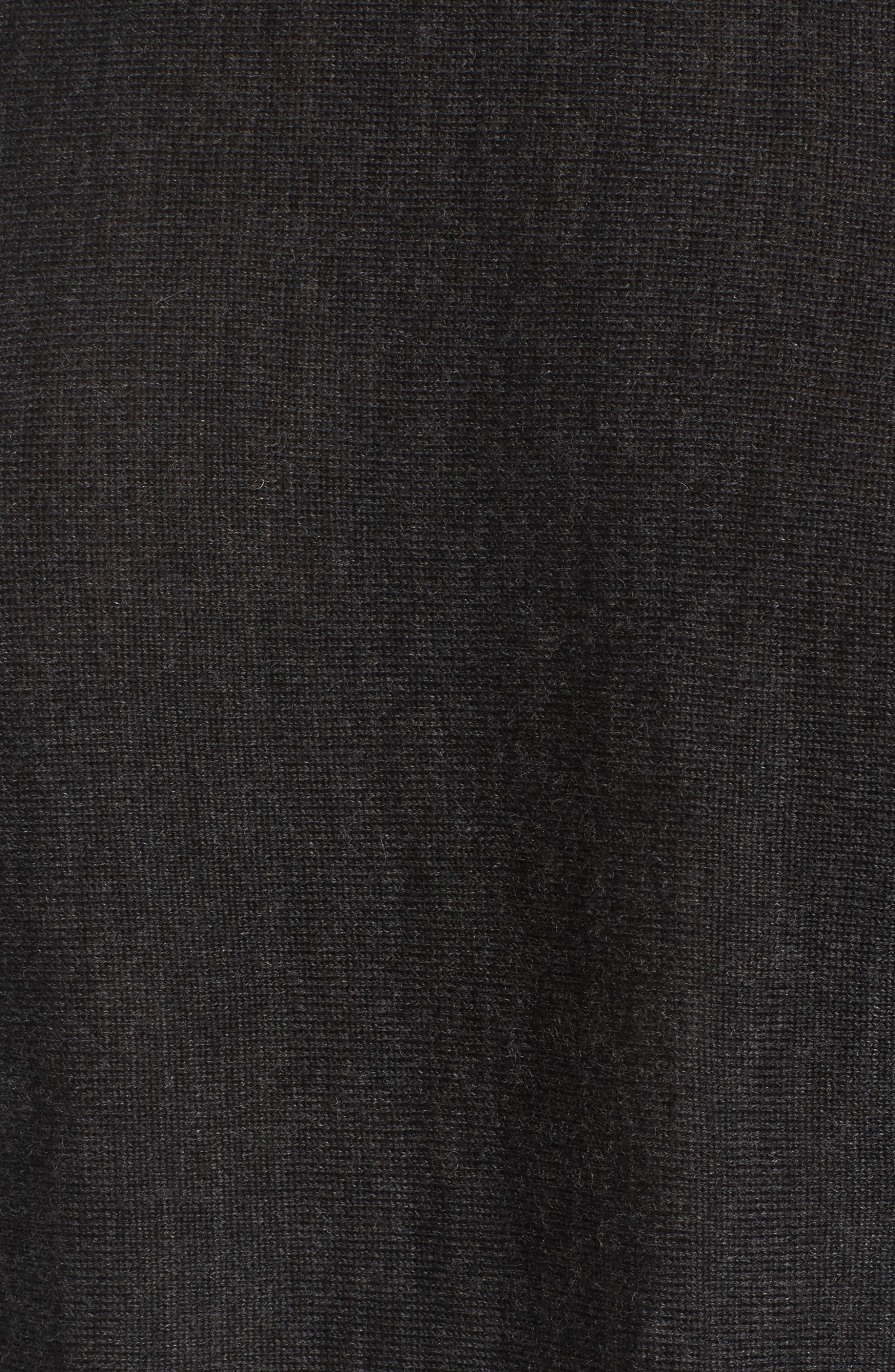 Lightweight Merino Wool Sweater,                             Alternate thumbnail 5, color,                             021