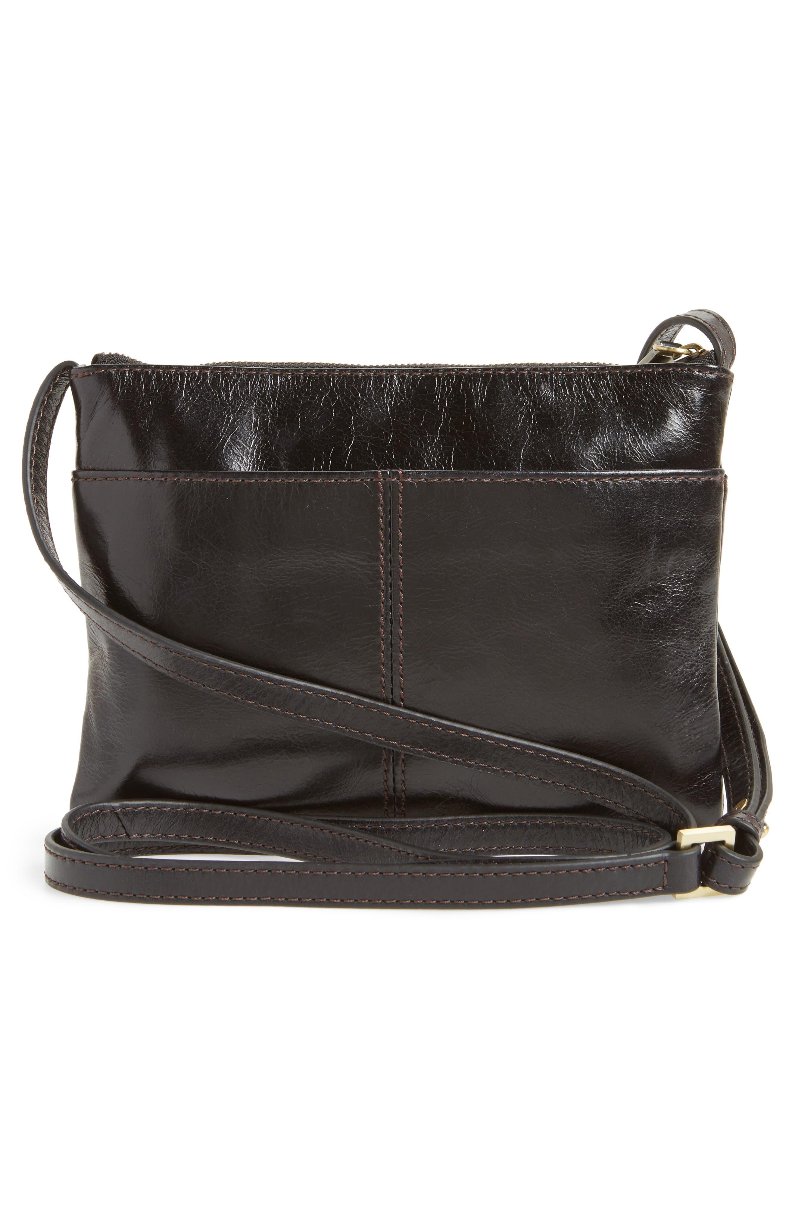 Amble Leather Crossbody Bag,                             Alternate thumbnail 28, color,