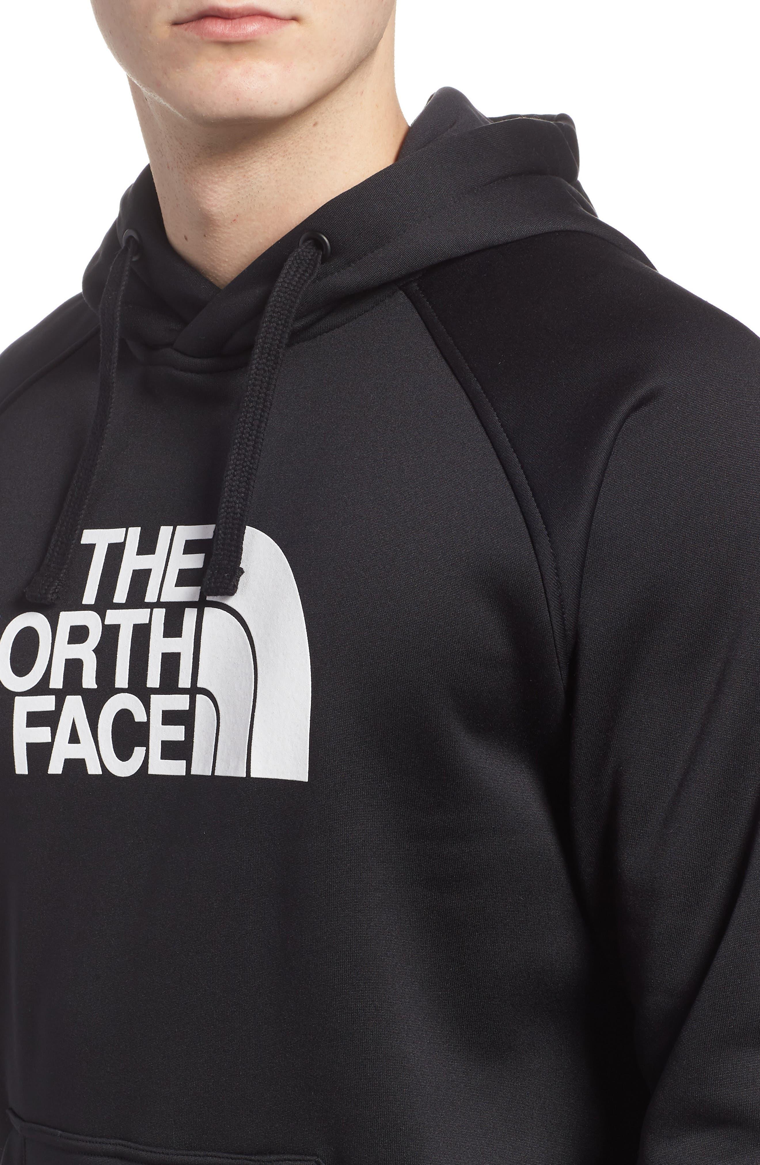 THE NORTH FACE,                             Mount Modern Hoodie,                             Alternate thumbnail 4, color,                             001