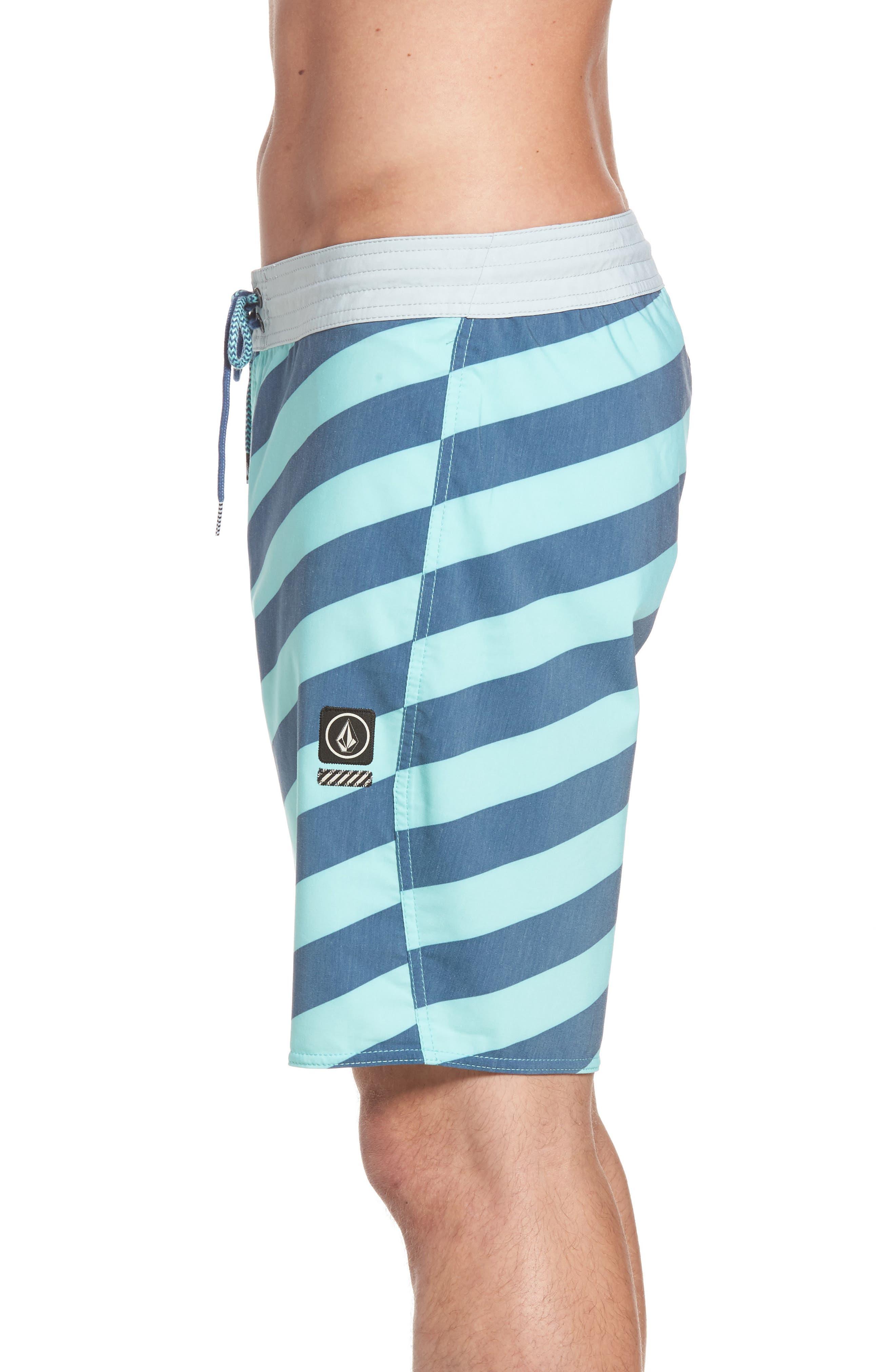 Stripey Slinger Board Shorts,                             Alternate thumbnail 20, color,